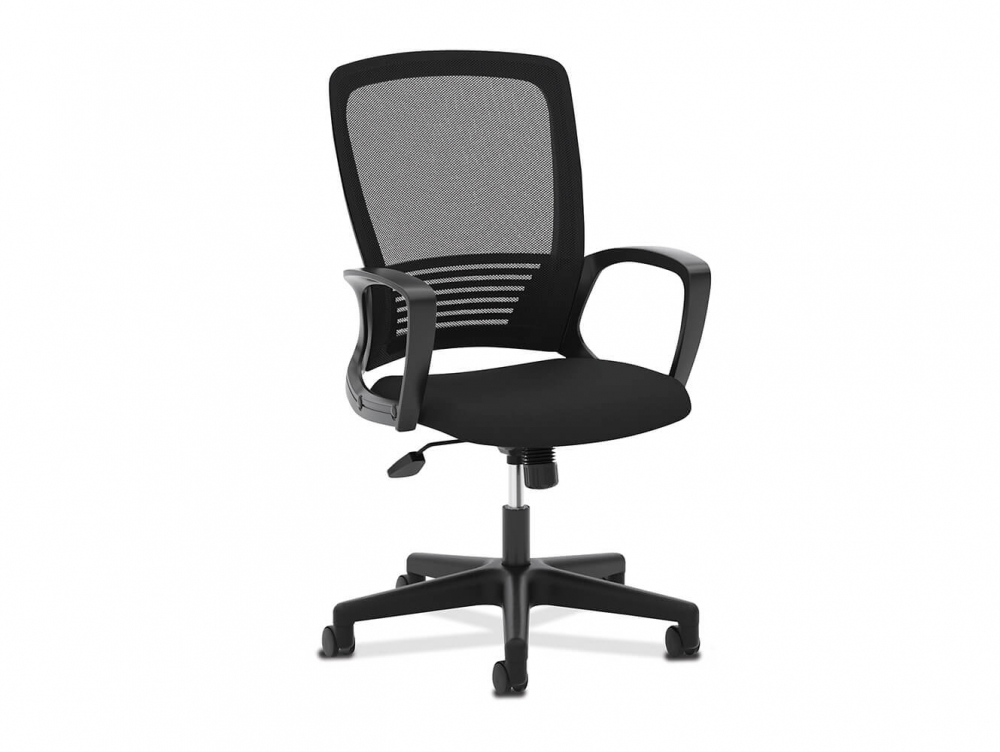 basyx vl525 mesh desk chair