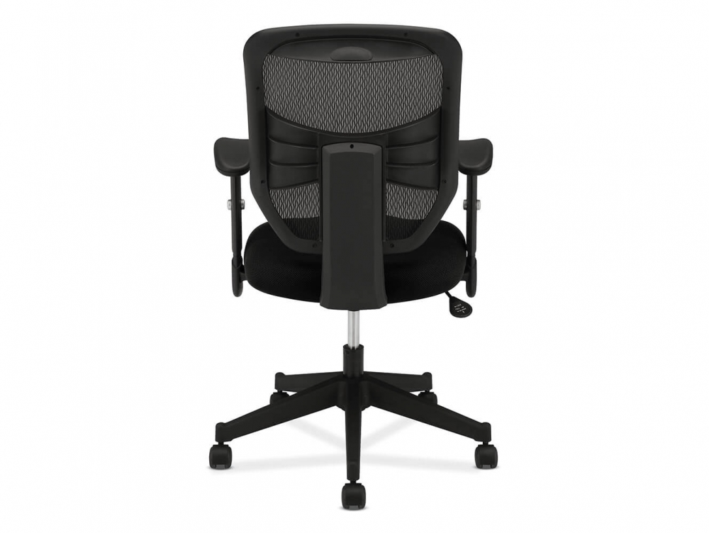 HON task chair rear view