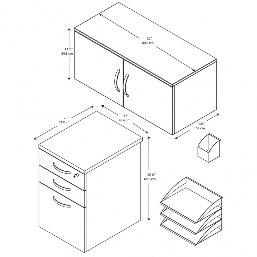 L shaped cubicle workstation with storage additional dimensions