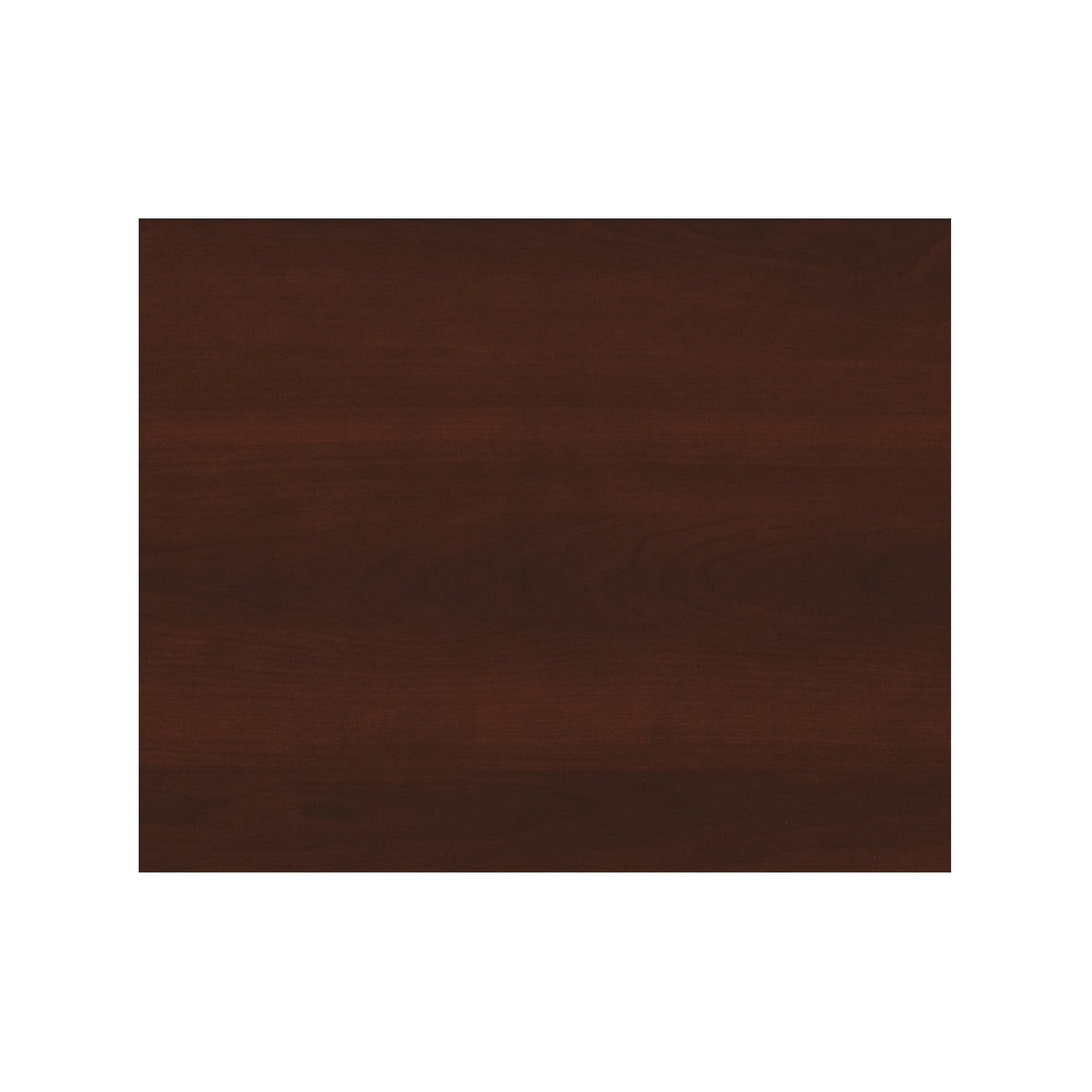 Wood reception desk CUB B2013 R001 FOI shiraz cherry
