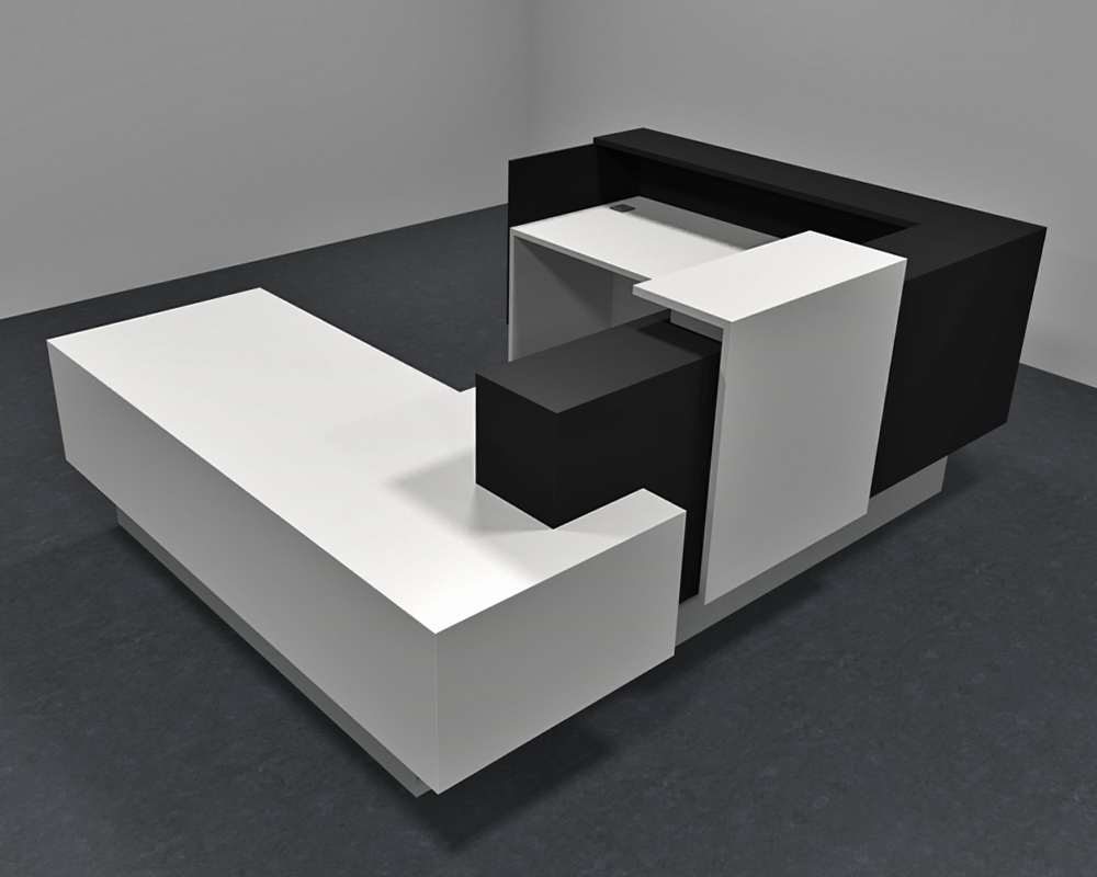 Announce Modern Office Reception Desk