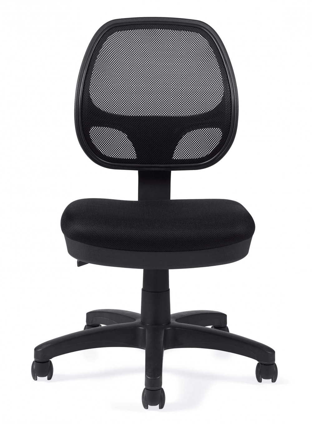 Affordable office chairs front view