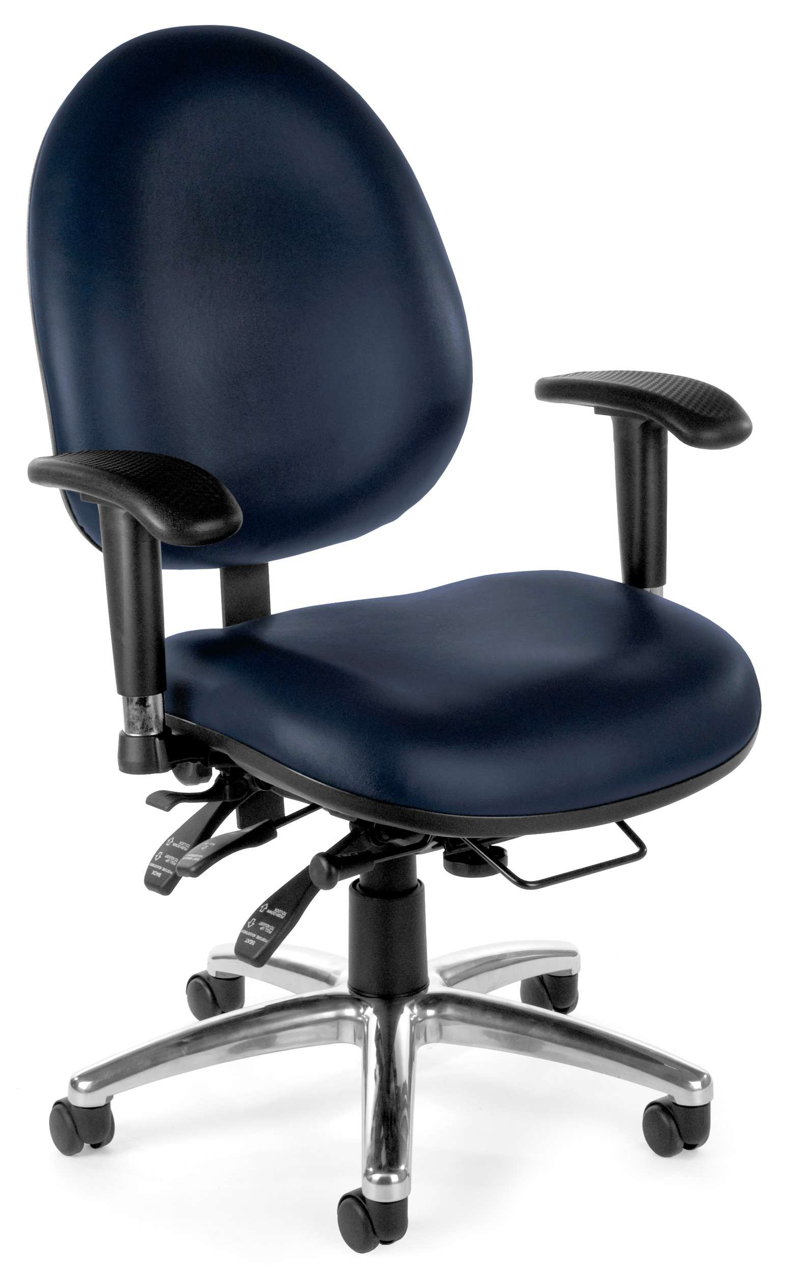 Big and tall desk chairs cub 247 vam 605 navy mfo