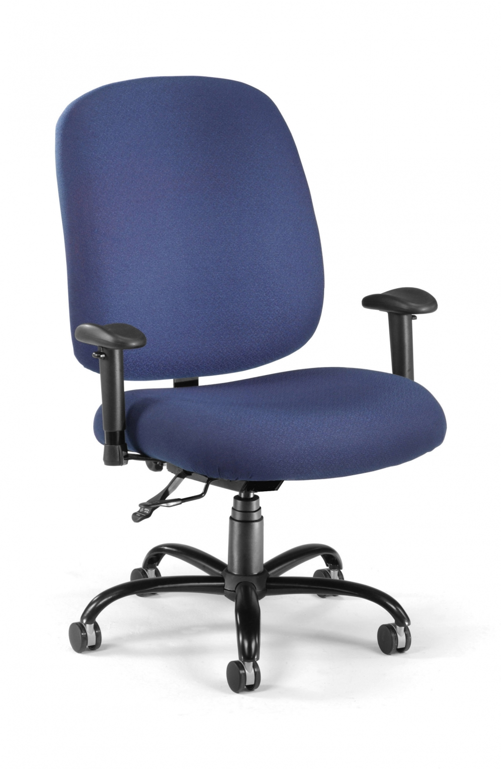Big and tall desk chairs cub 700 aa6 237 navy mfo