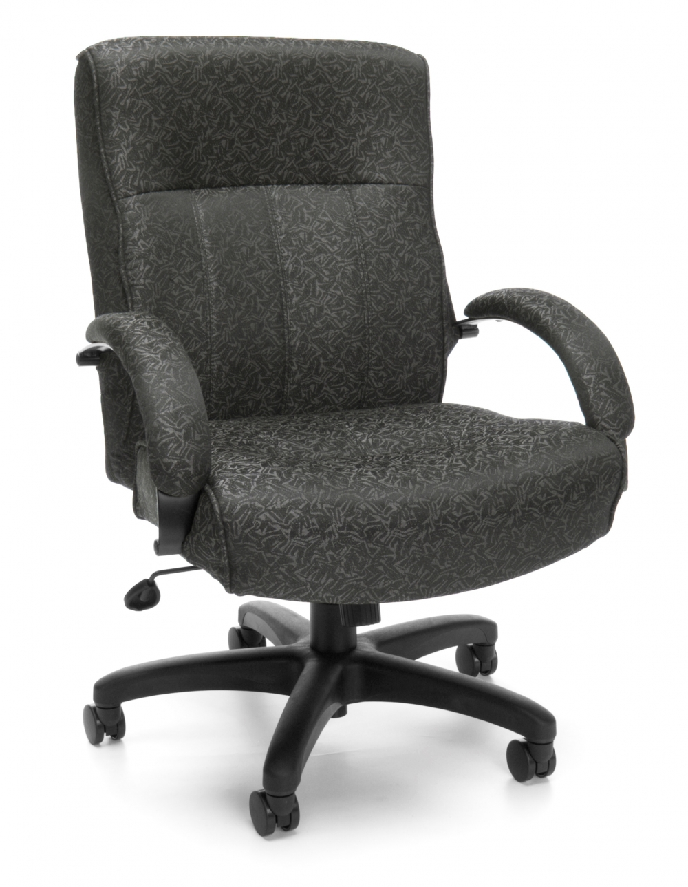 Big and tall executive office chairs cub 711 301 1 grayc mfo