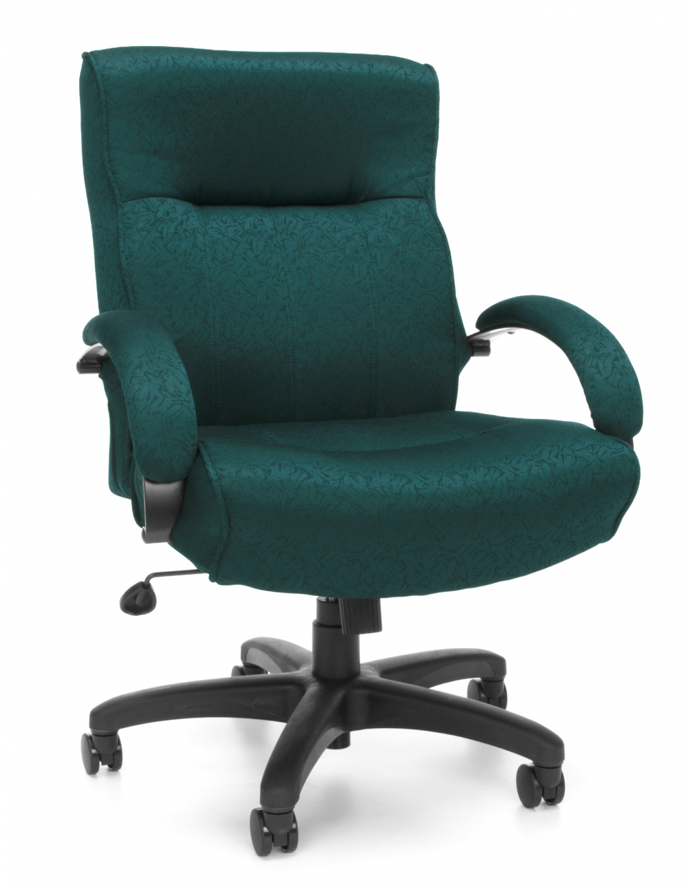 Big and tall executive office chairs cub 711 302 1 teal mfo