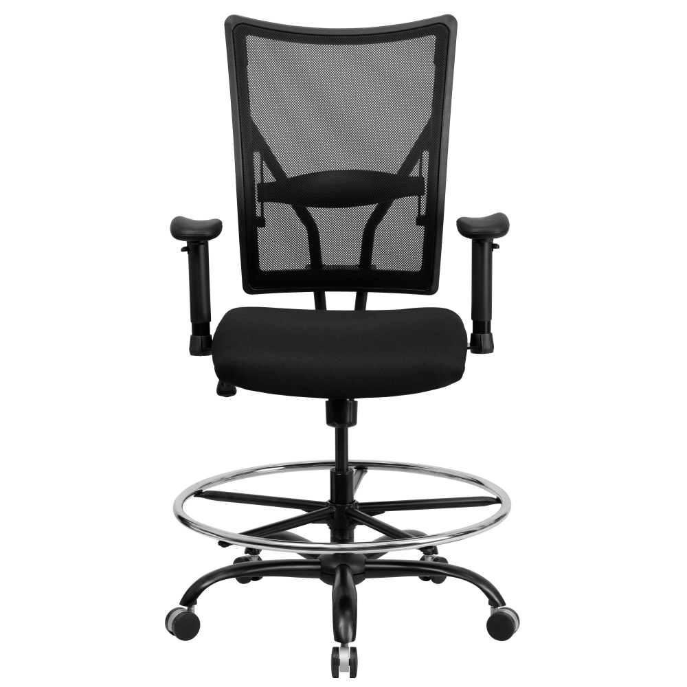 Big and tall mesh office chairs cub wl 5029syg ad gg fla