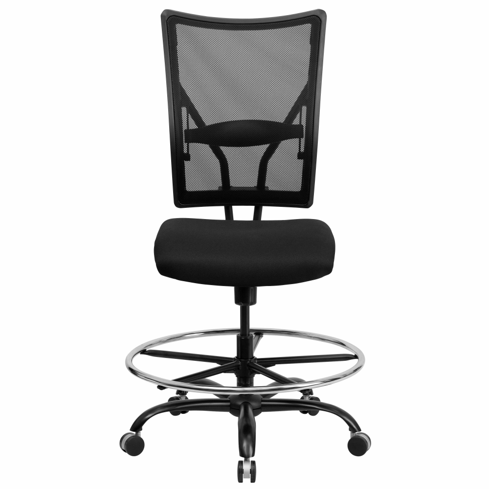 Big and tall mesh office chairs cub wl 5029syg d gg fla