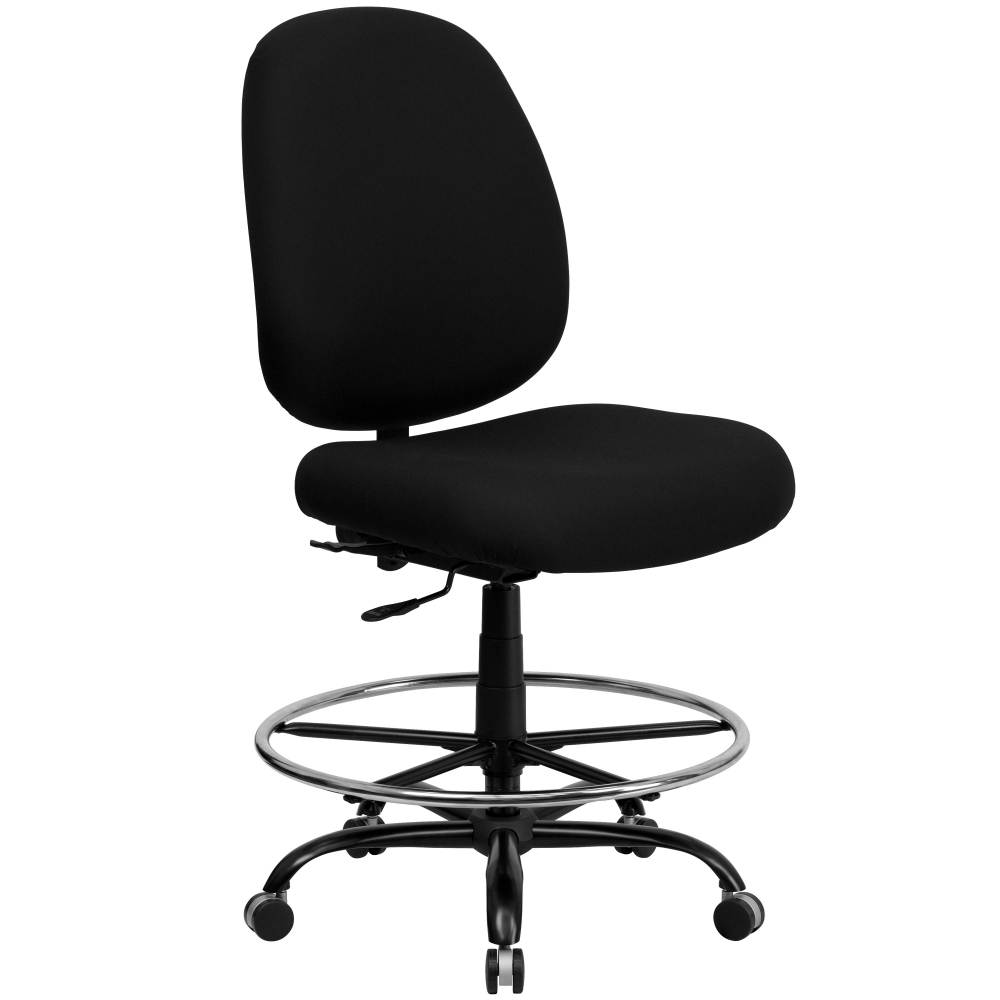 Big And Tall Office Chairs Big And Tall Drafting Chair