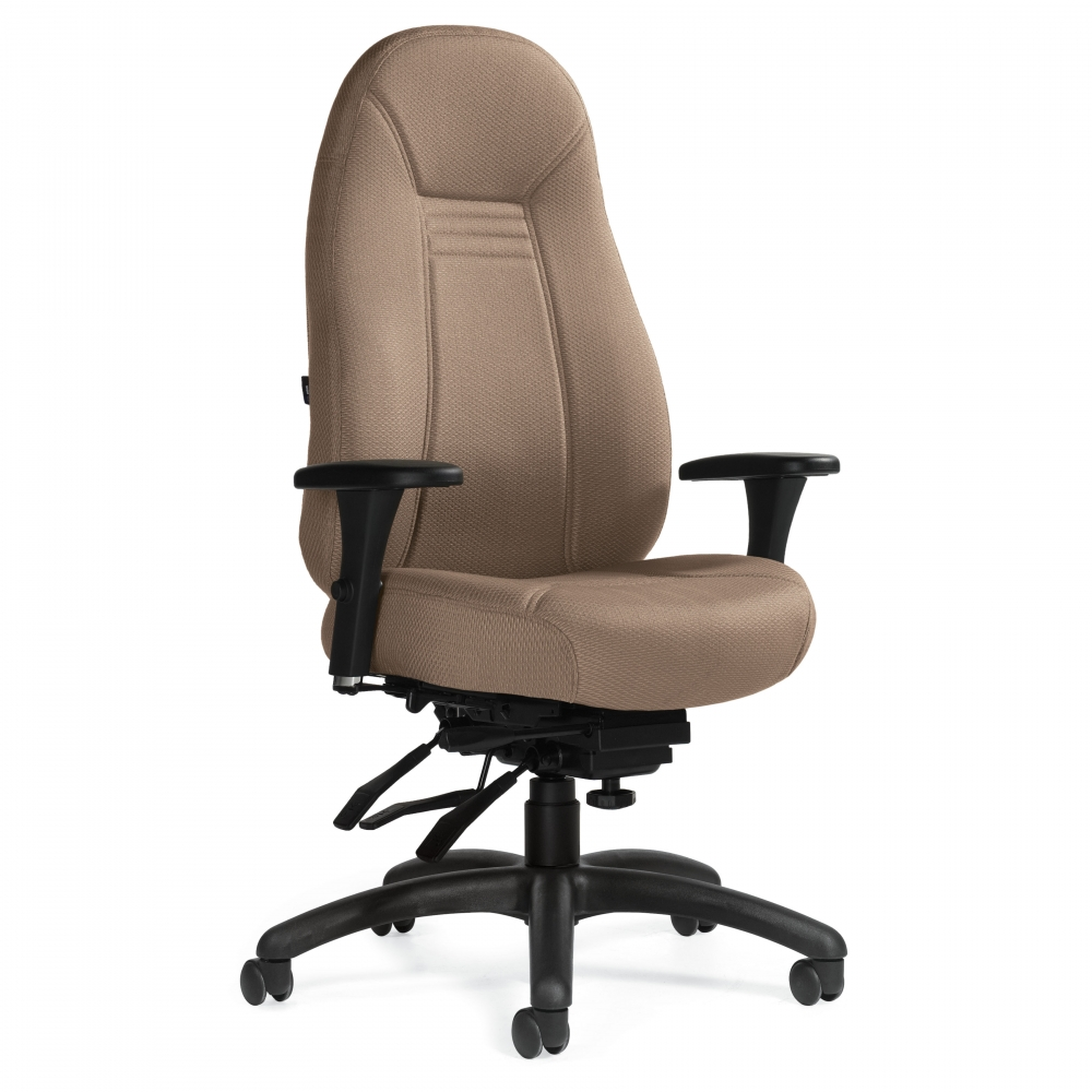 Aquarius Big And Tall Office Desk Chairs