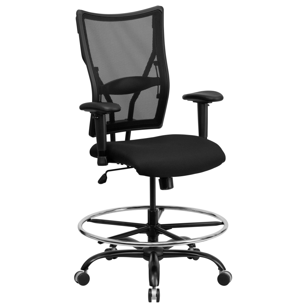 youtube review chair amazonbasics watch big executive tall office