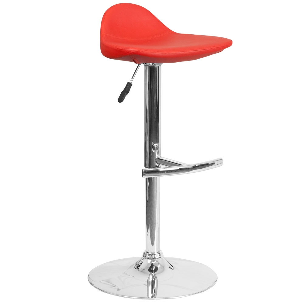 Cafe chairs CUB DS 8002 RED GG FLA