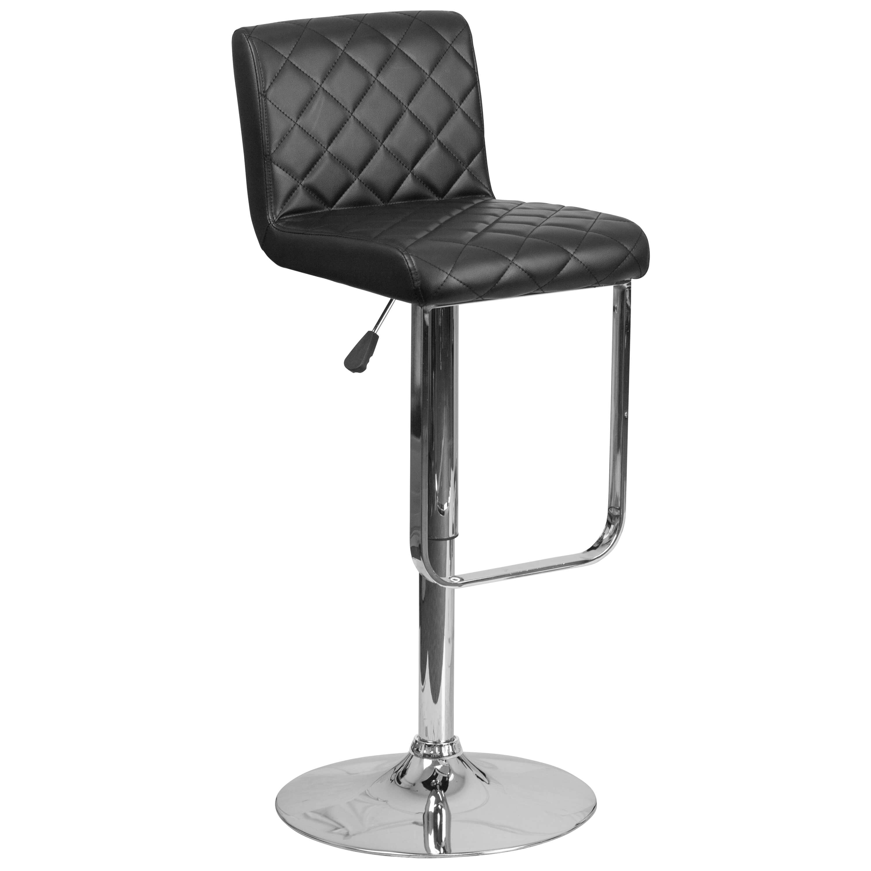Cafe chairs CUB DS 8101 BK GG FLA