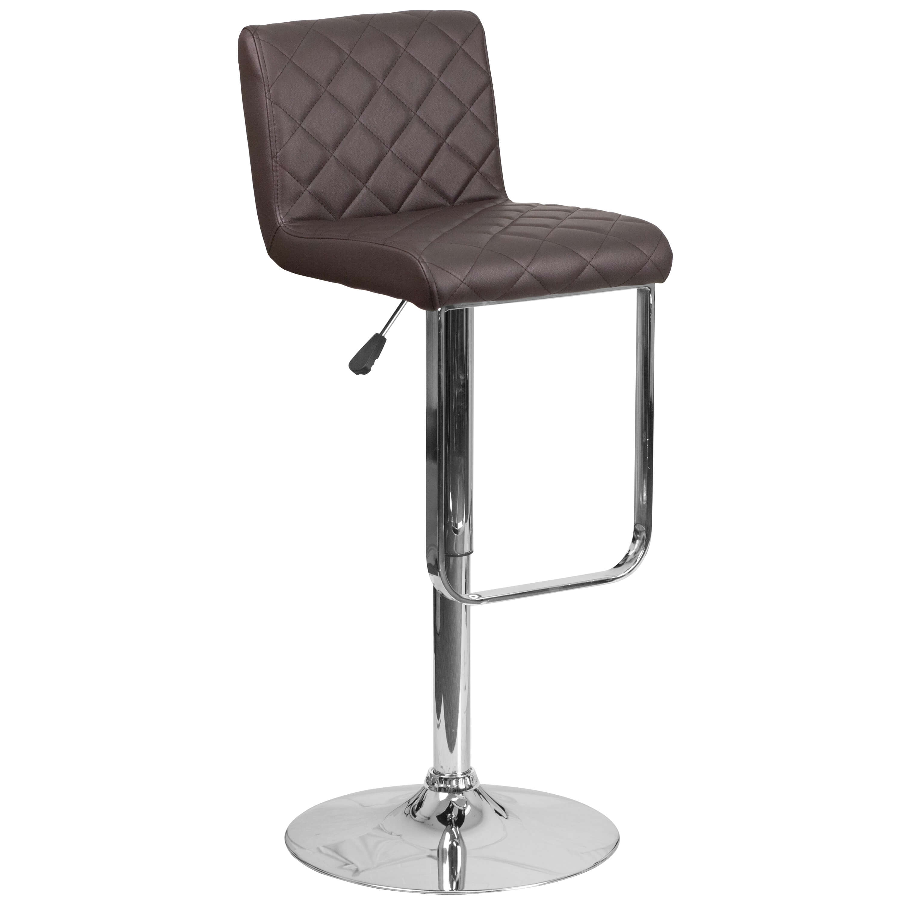 Cafe chairs CUB DS 8101 BRN GG FLA