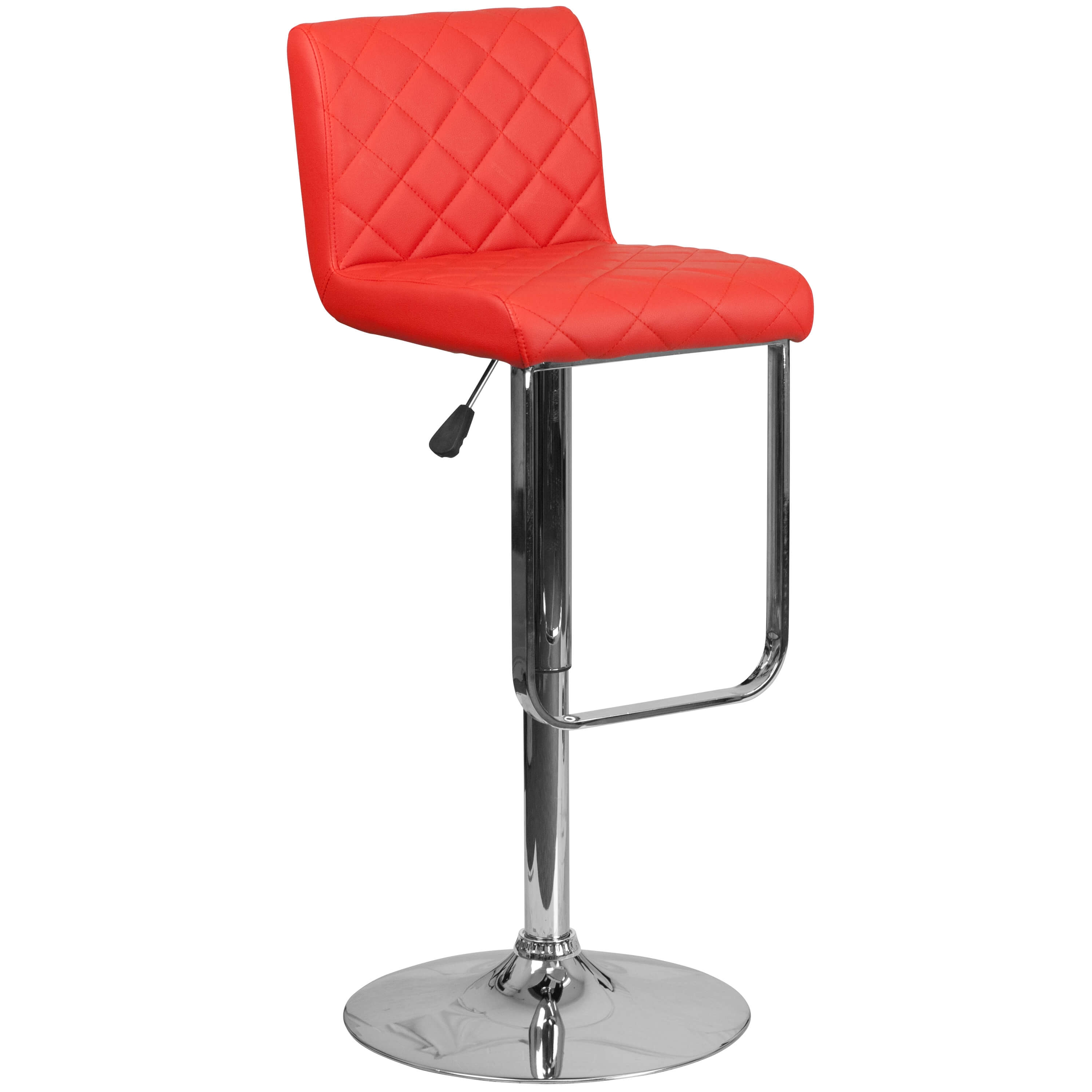 Cafe chairs CUB DS 8101 RED GG FLA