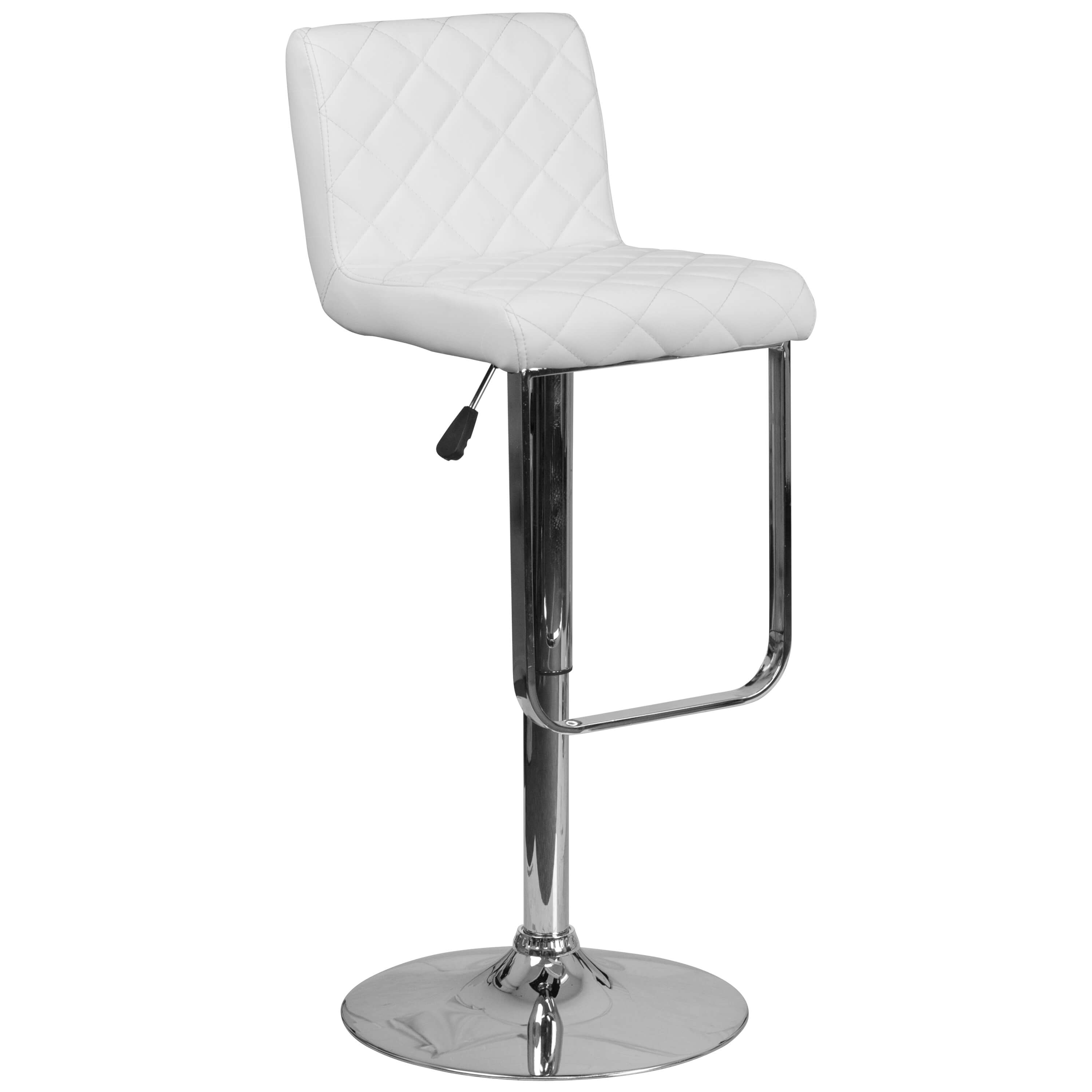 Cafe chairs CUB DS 8101 WH GG FLA