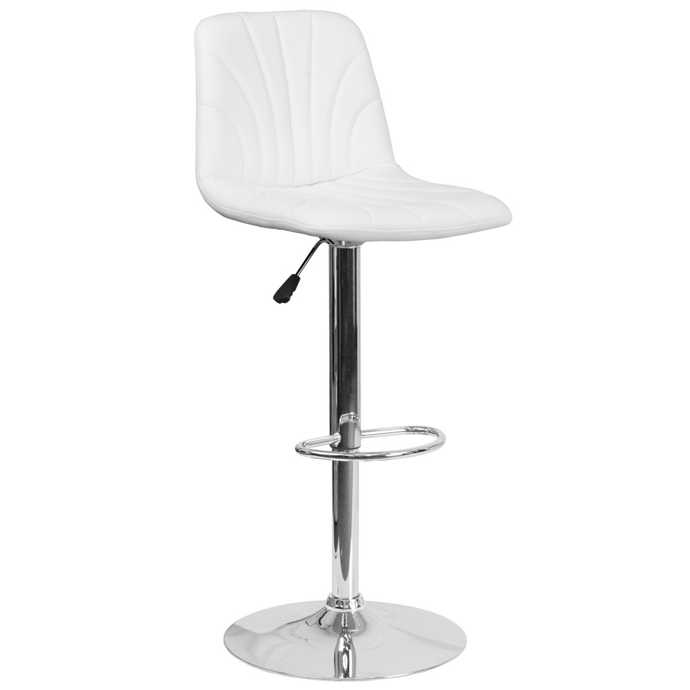 Cafe chairs CUB DS 8220 WH GG FLA
