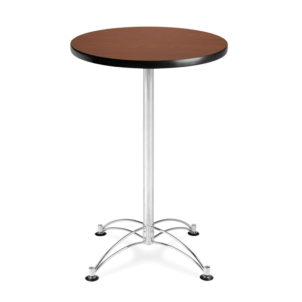30 Round High Top Restaurant Cafe Bar Table And Cherry: Jianna Round 30inch High Bar Table