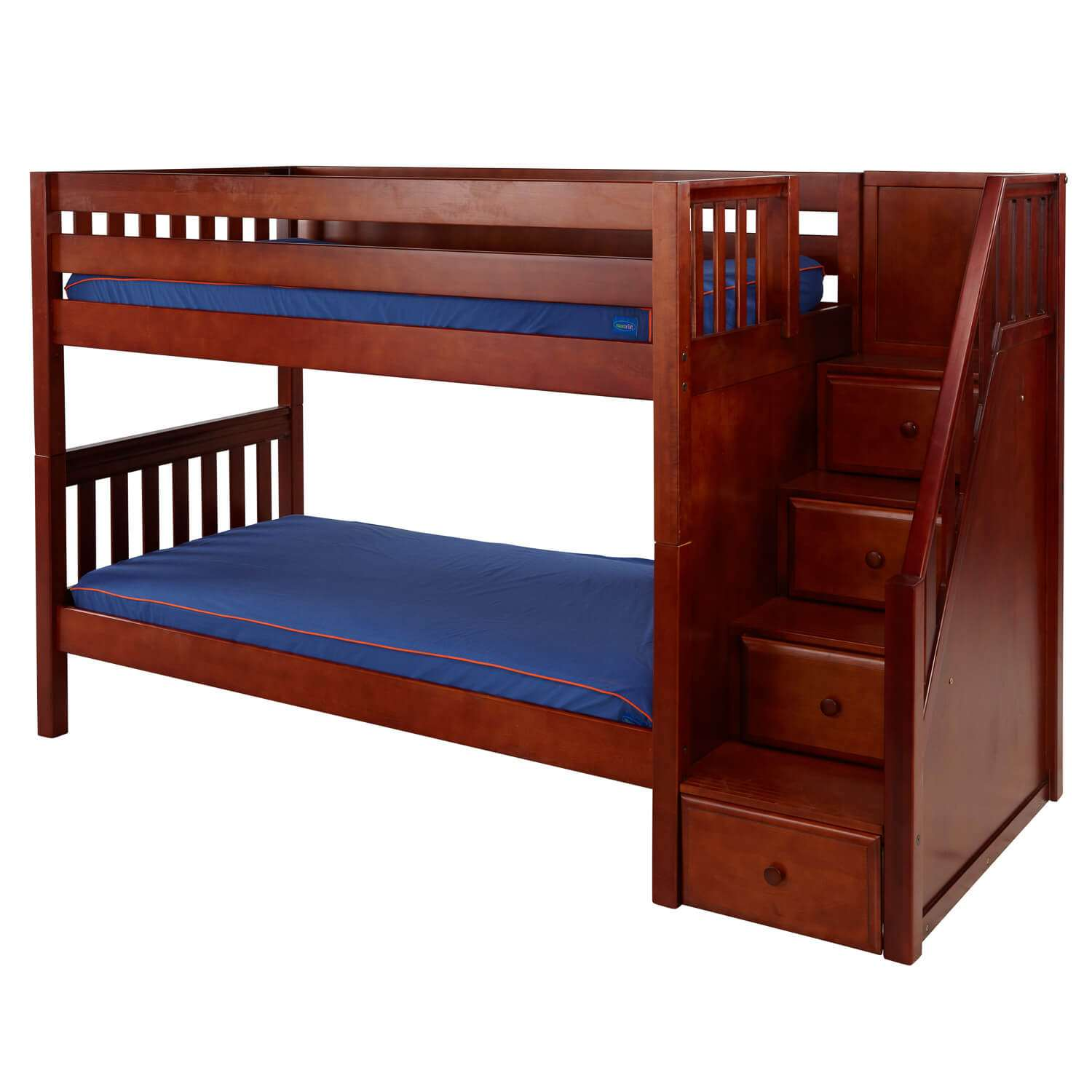 Childrens bunk beds kids twin bunk beds