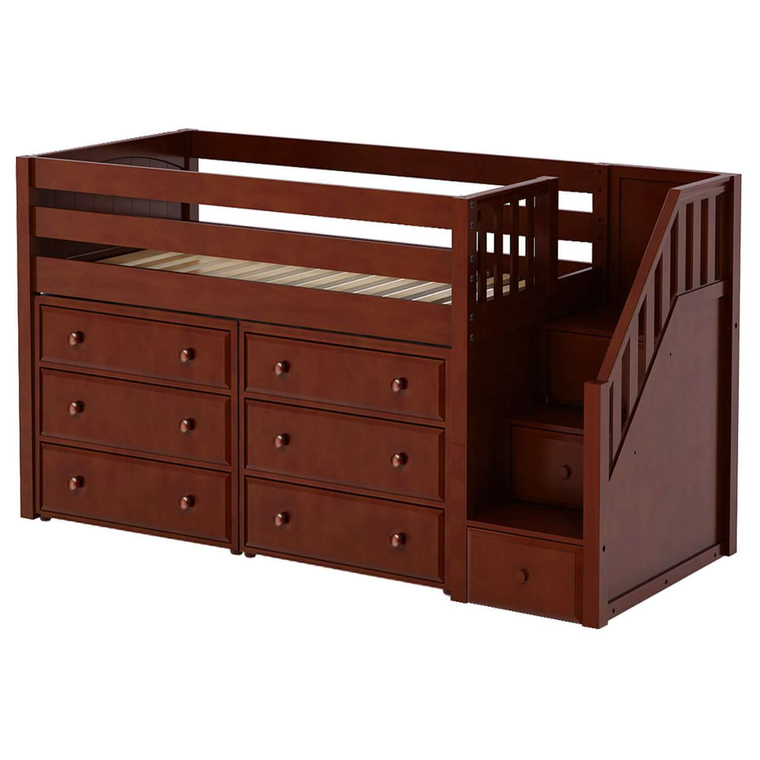 rupert bunk beds with storage
