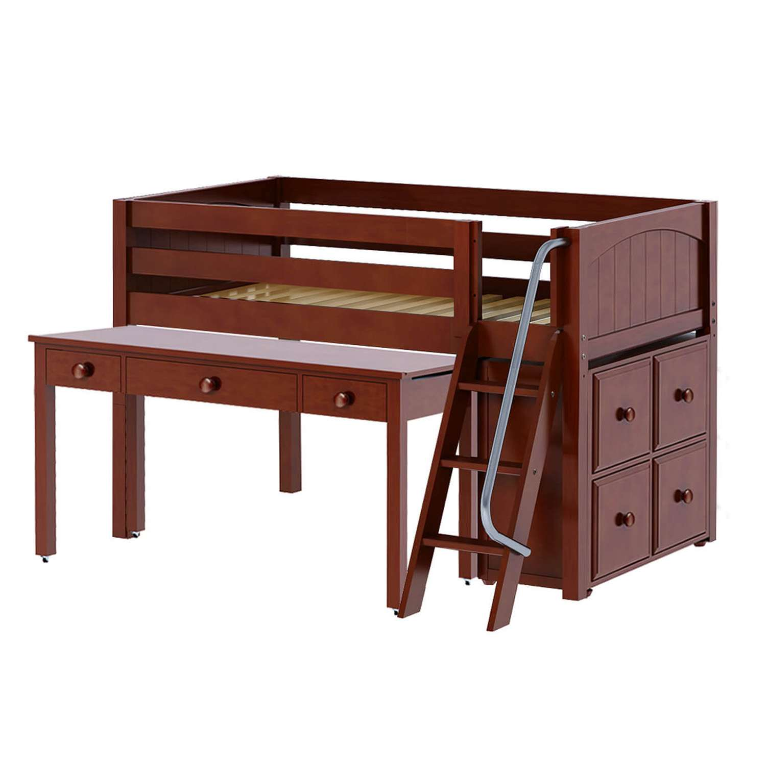 Childrens loft beds CUB KICKS10 CP XAM