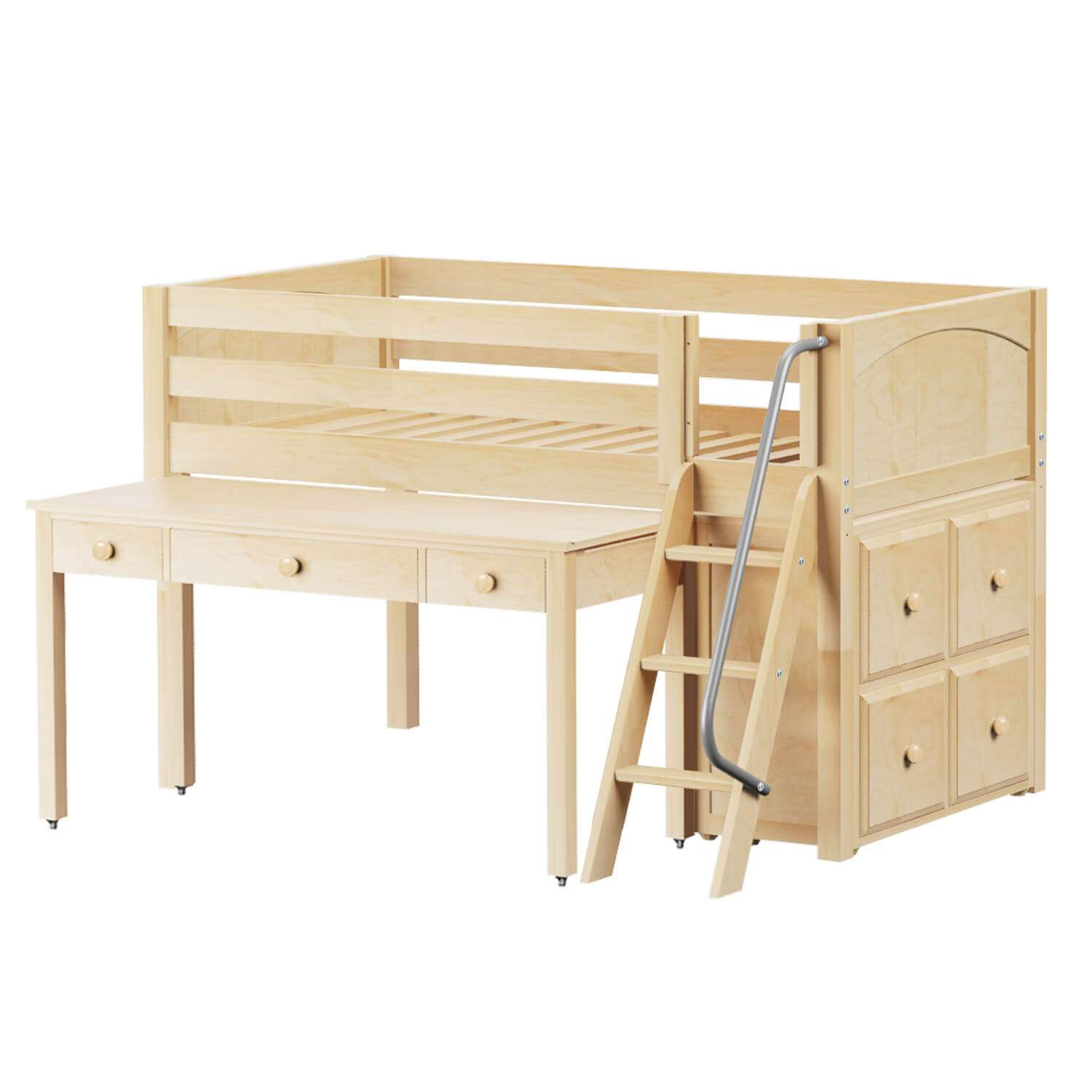 Childrens loft beds CUB KICKS10 NP XAM