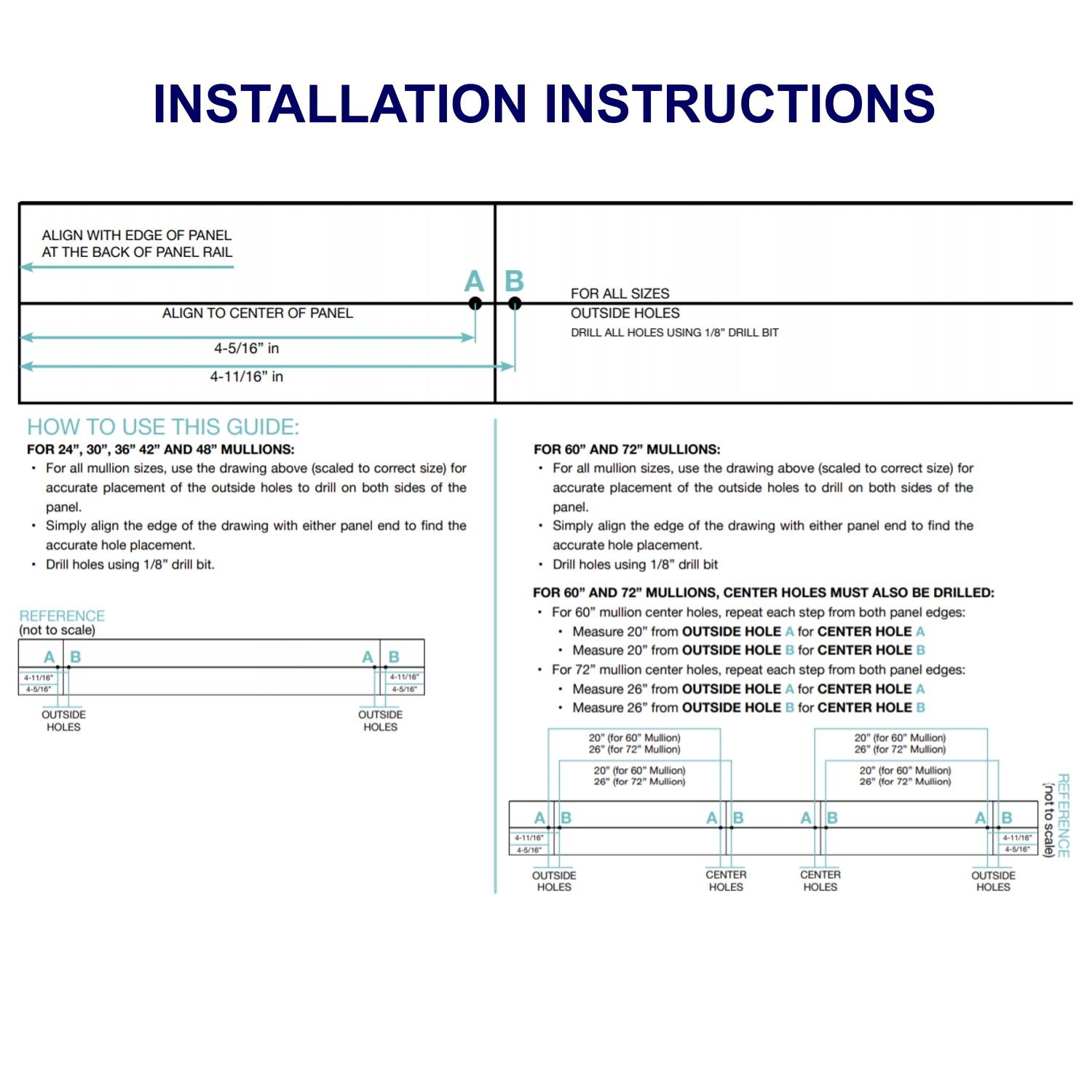 Clamp on desk divider installation instructions