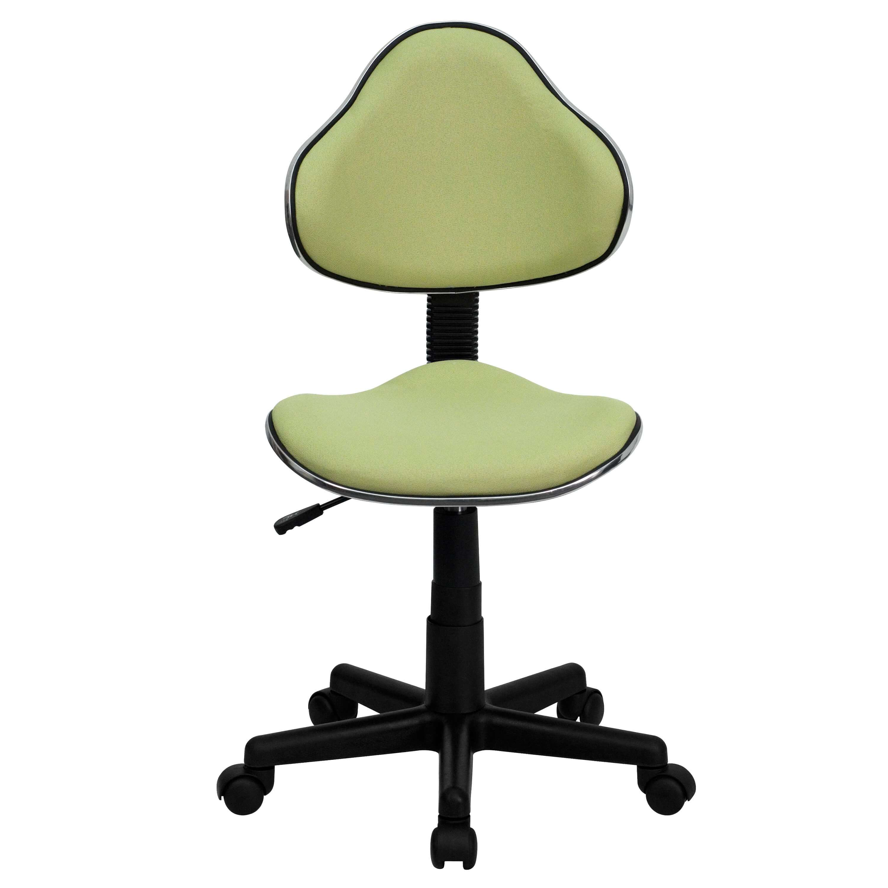 Colorful desk chairs CUB BT 699 AVOCADO GG FLA