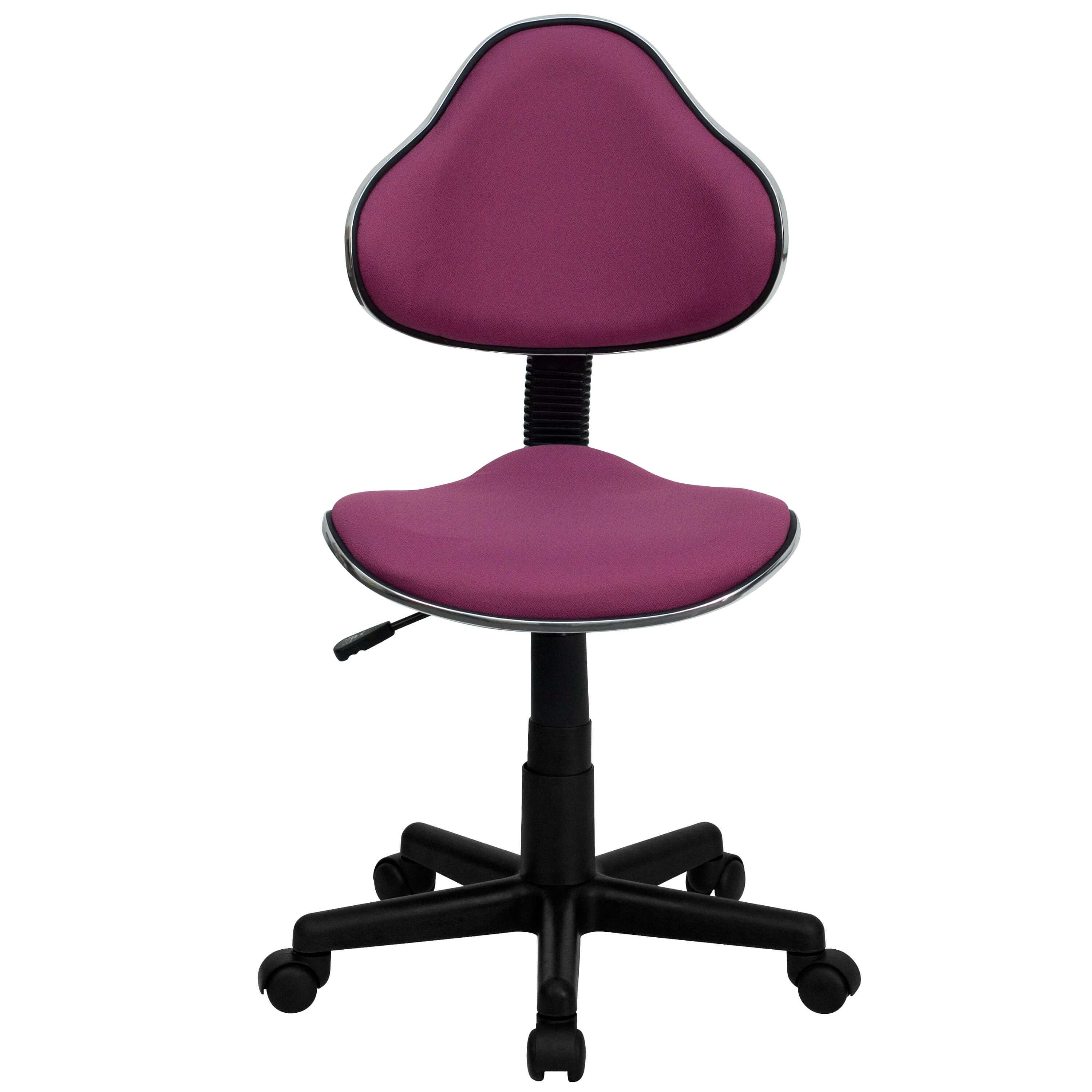 Colorful desk chairs CUB BT 699 LAVENDER GG FLA