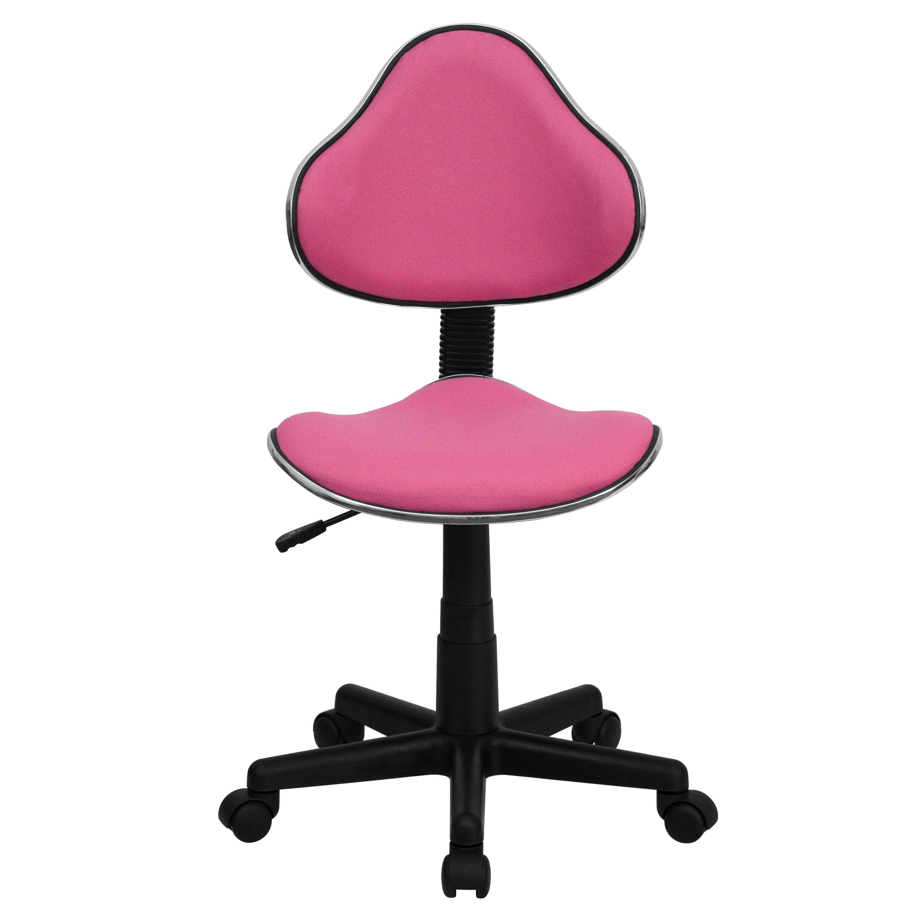 Colorful desk chairs CUB BT 699 PINK GG FLA