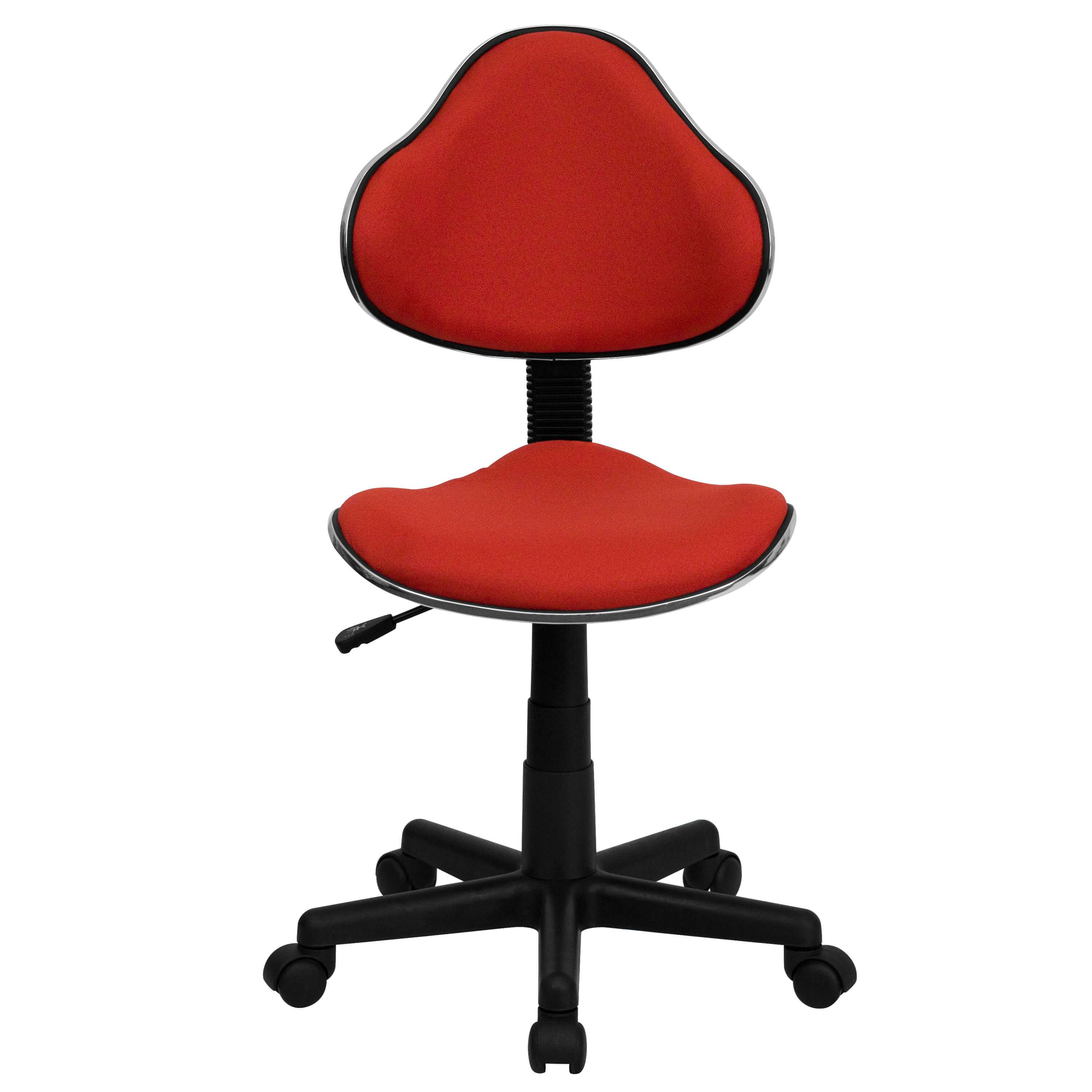 Colorful desk chairs CUB BT 699 RED GG FLA