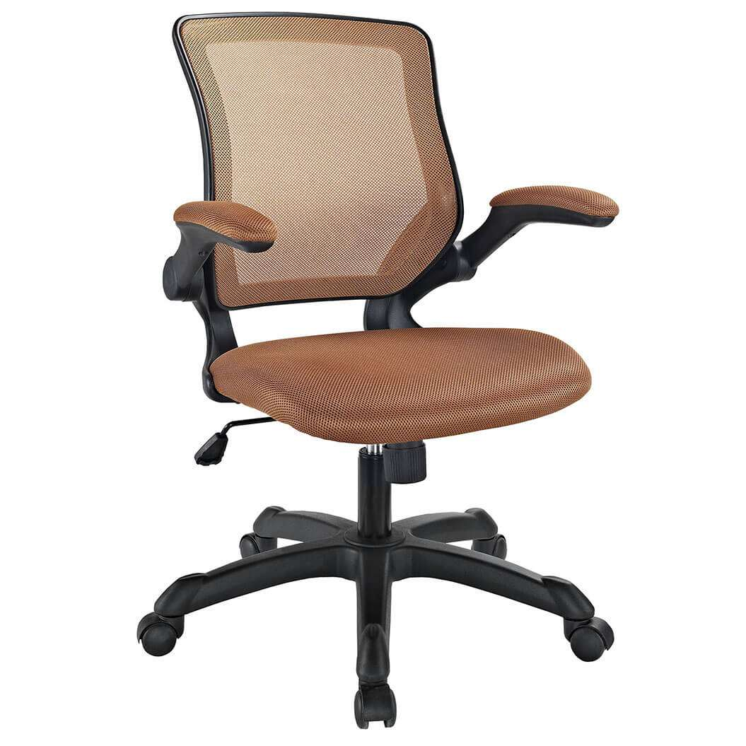 Colorful desk chairs CUB EEI 825 TAN MOD
