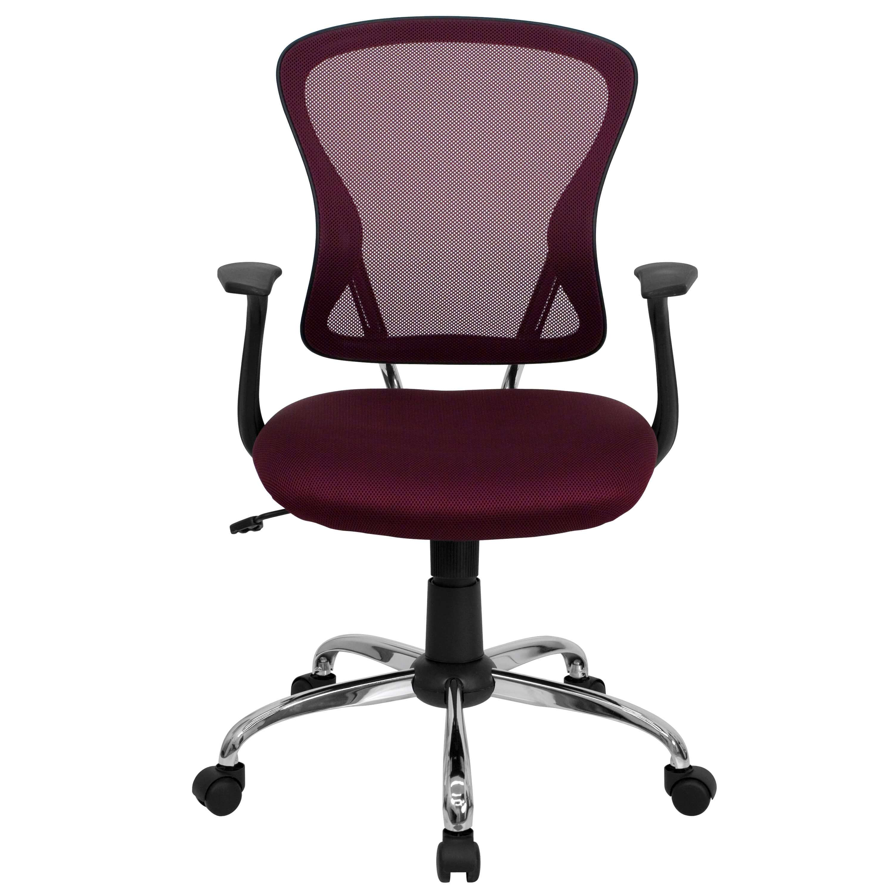 Colorful desk chairs CUB H 8369F ALL BY GG FLA