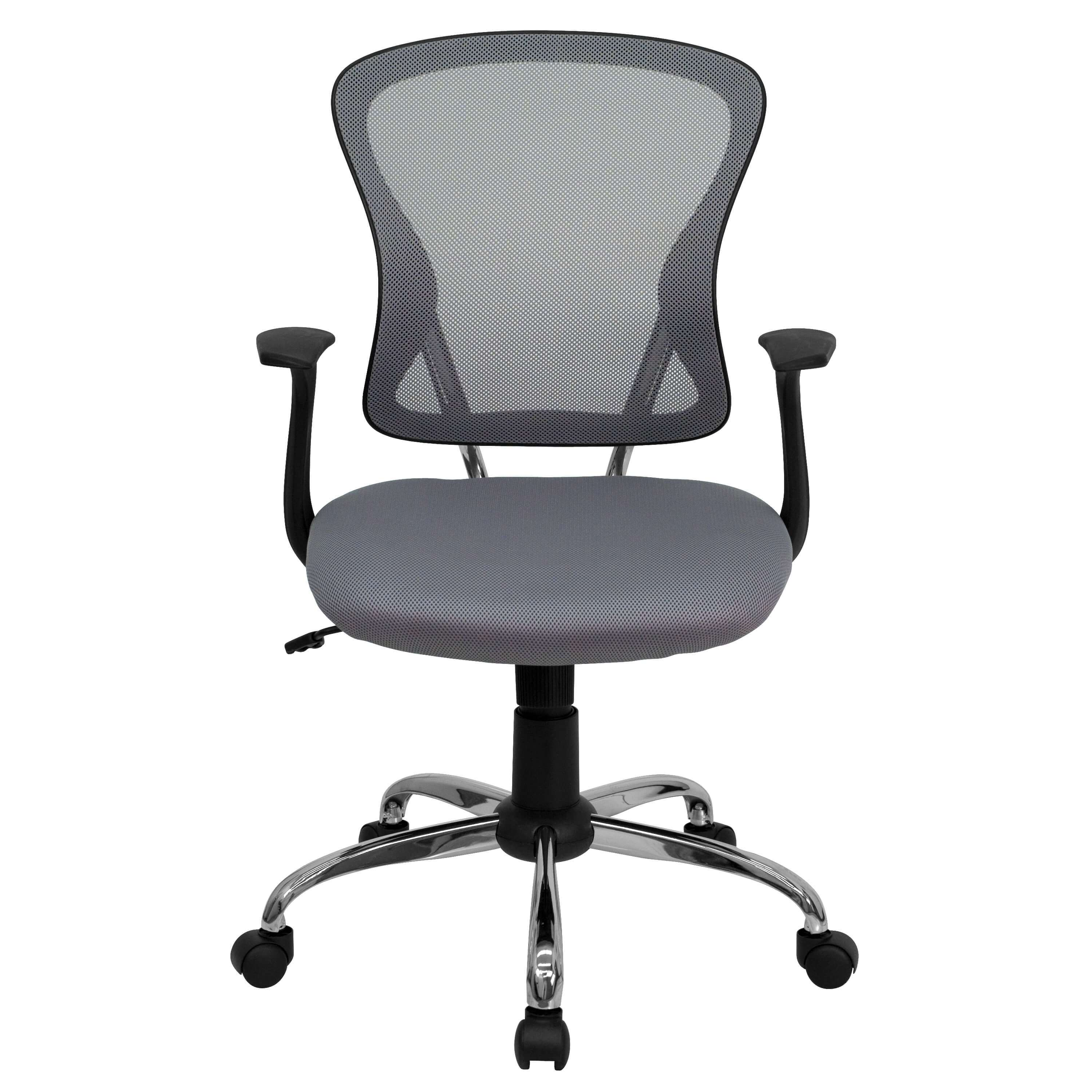Colorful desk chairs CUB H 8369F GY GG FLA