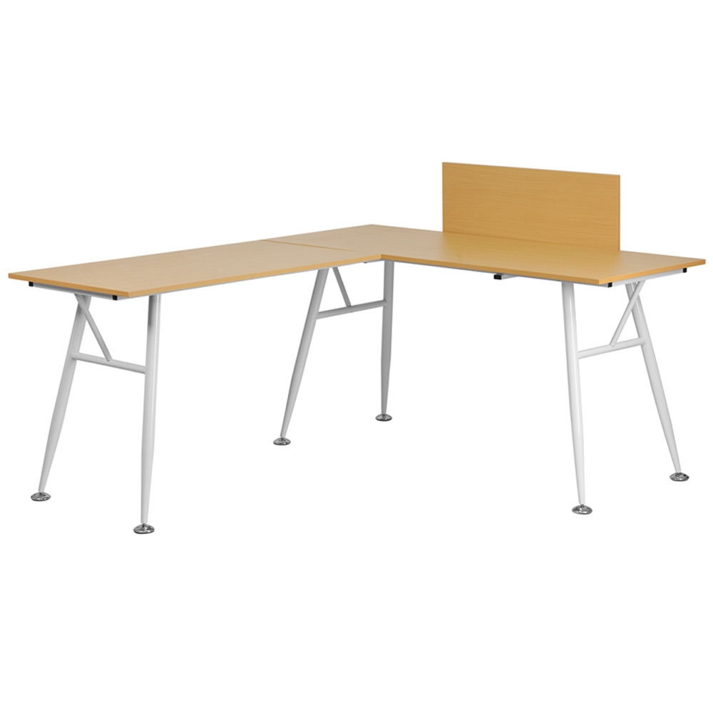 Florence L Shaped Computer Desks