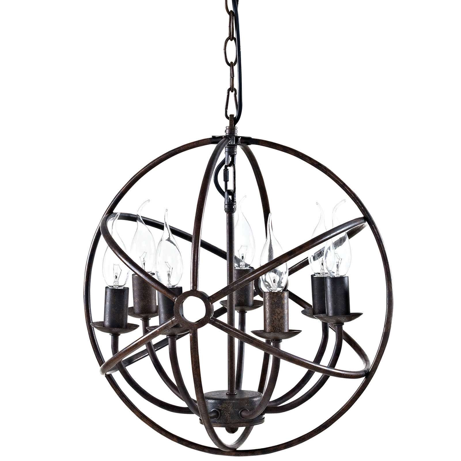 Contemporary lighting industrial hanging lights