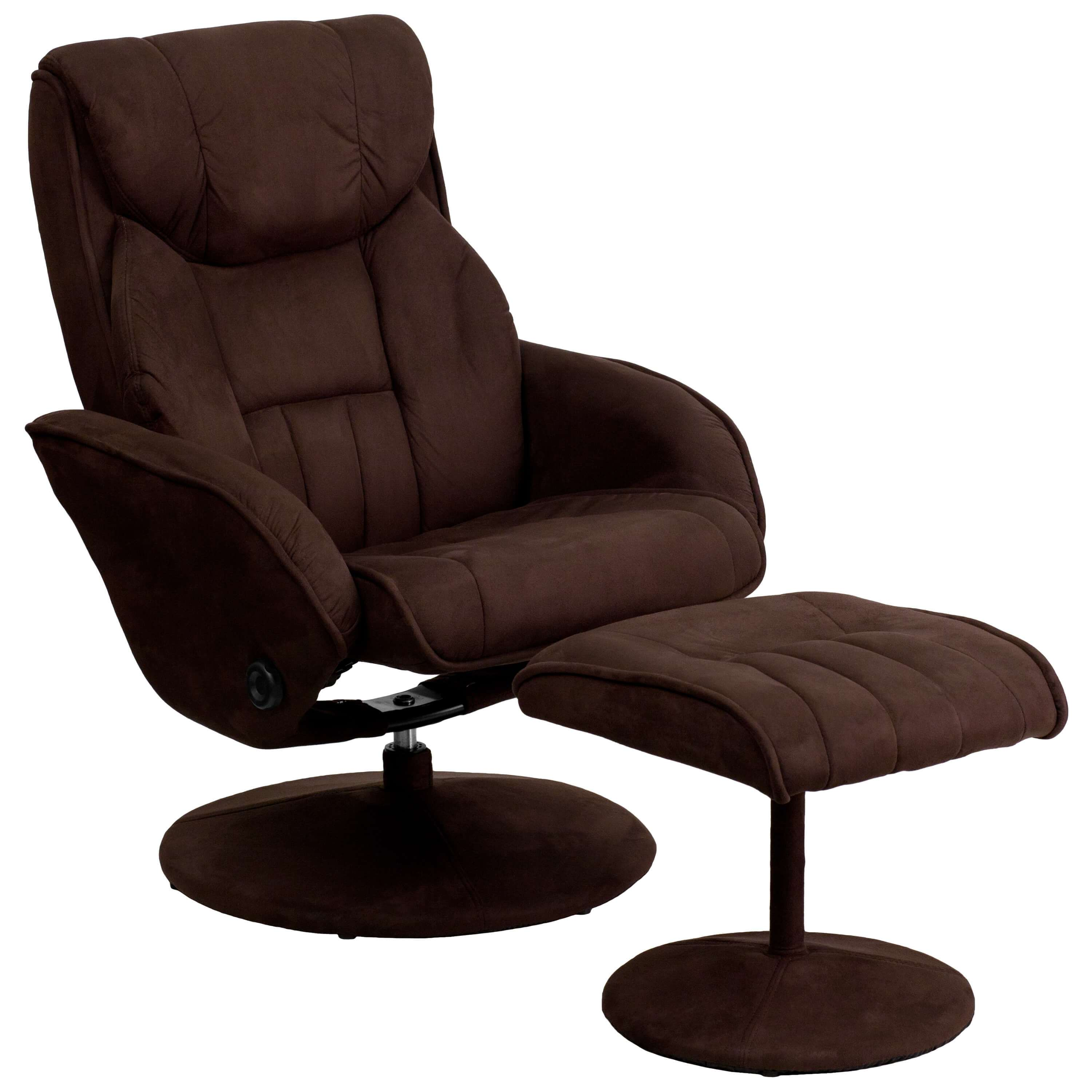 Contemporary Recliners Brown Recliner Chair