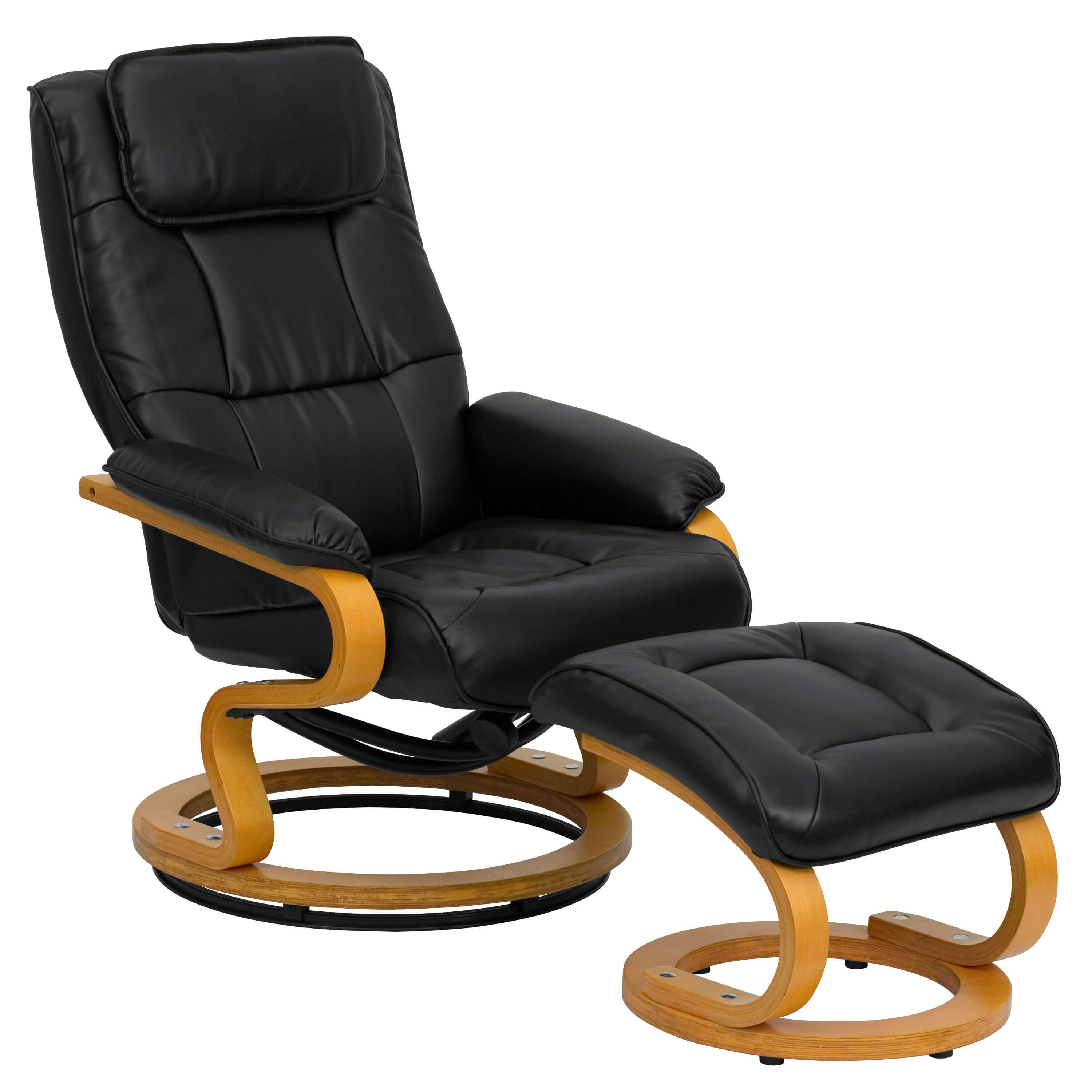 Contemporary Recliners High Back Recliner Chair