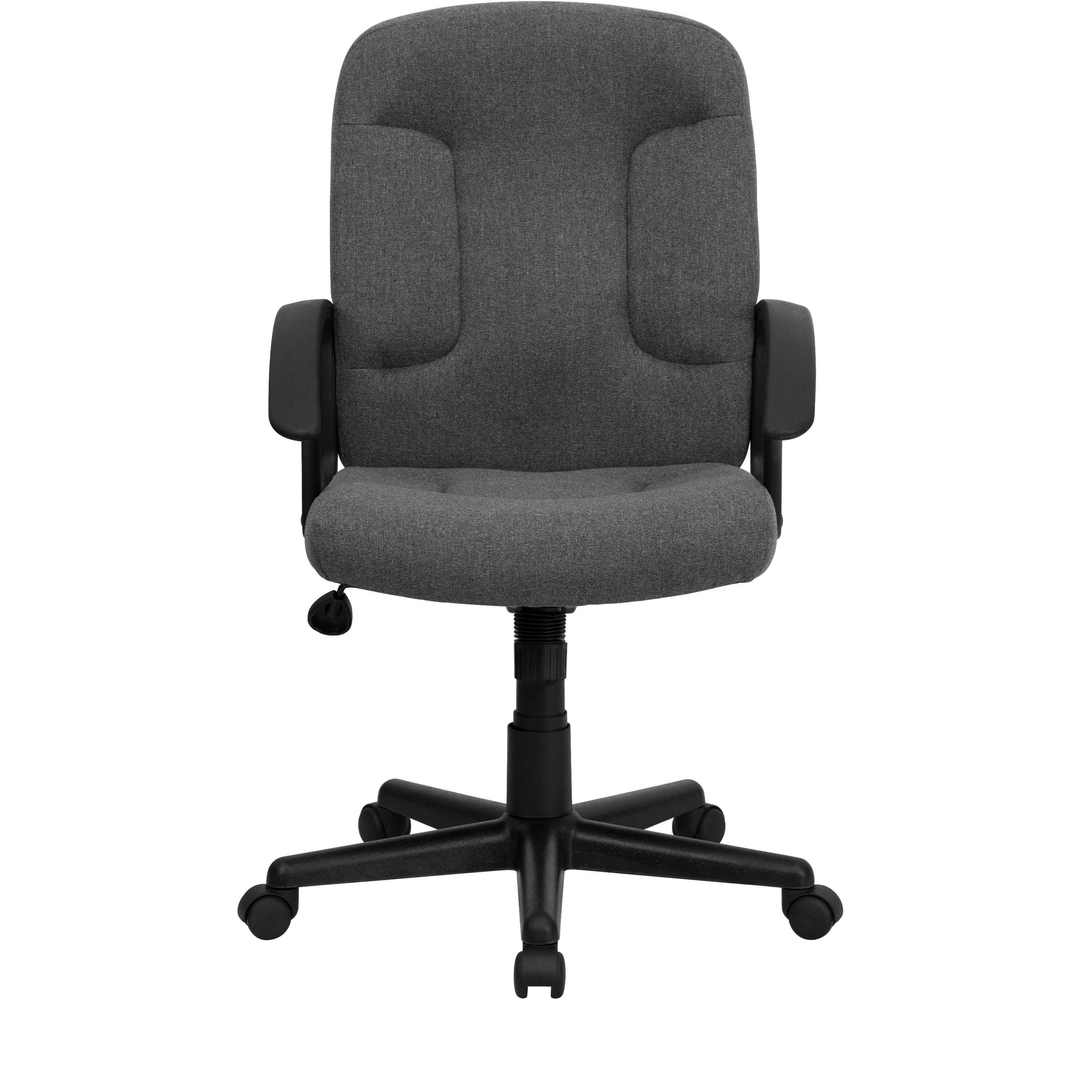 Cool desk chairs CUB GO ST 6 GY GG FLA
