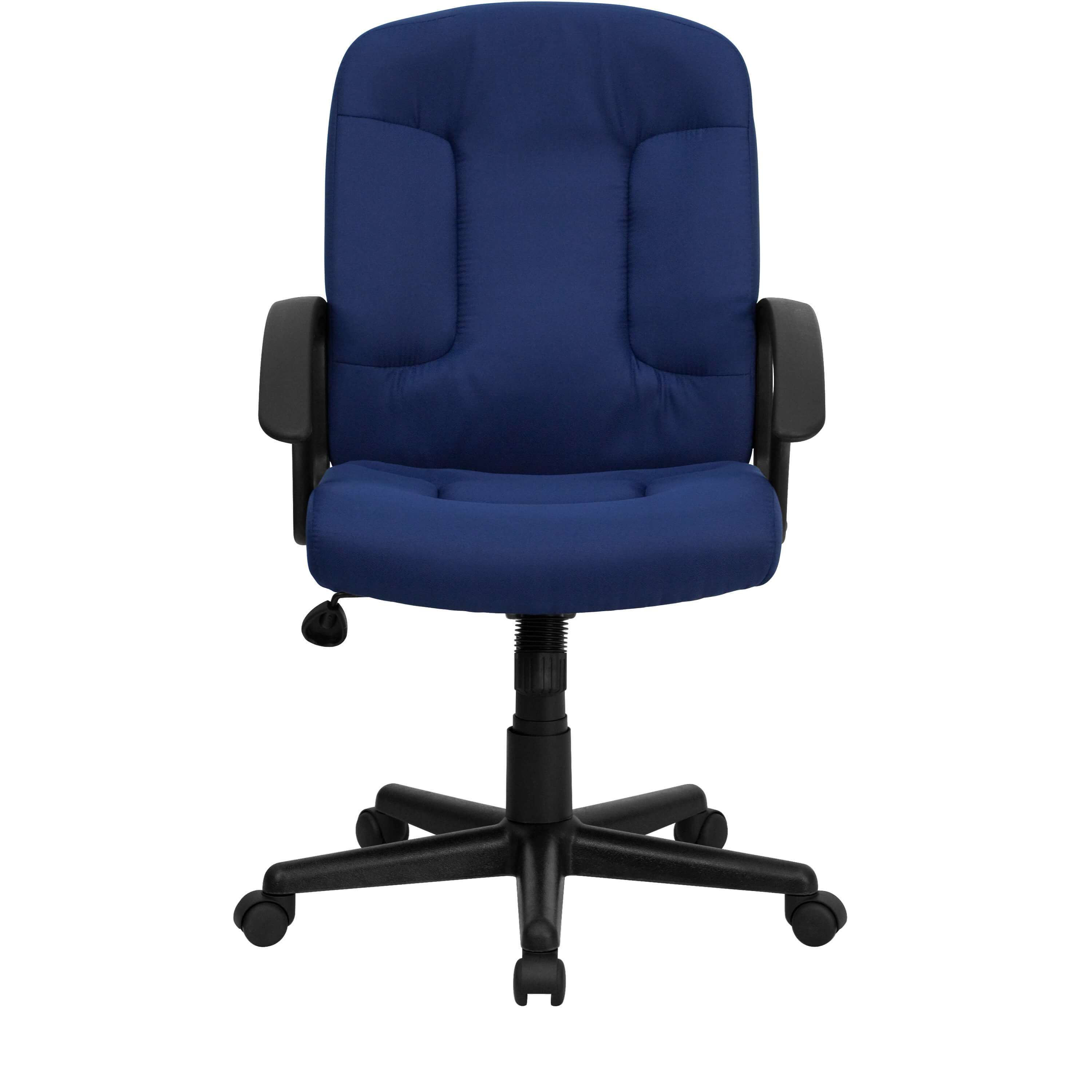Cool desk chairs CUB GO ST 6 NVY GG FLA