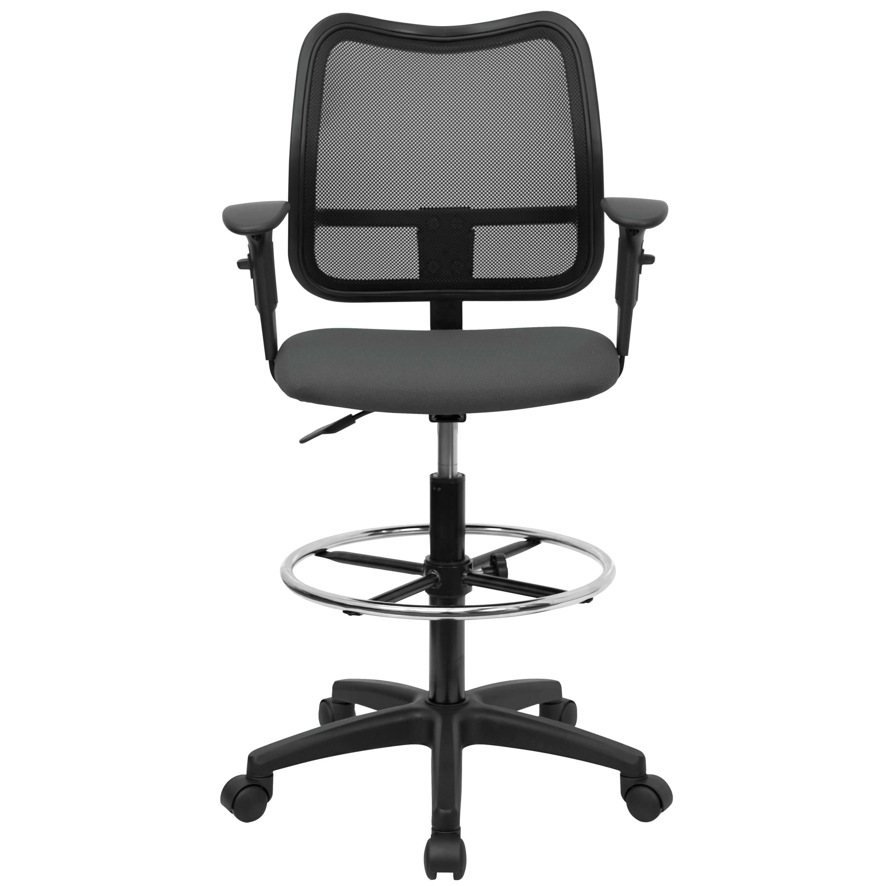 Cool desk chairs CUB WL A277 GY AD GG FLA