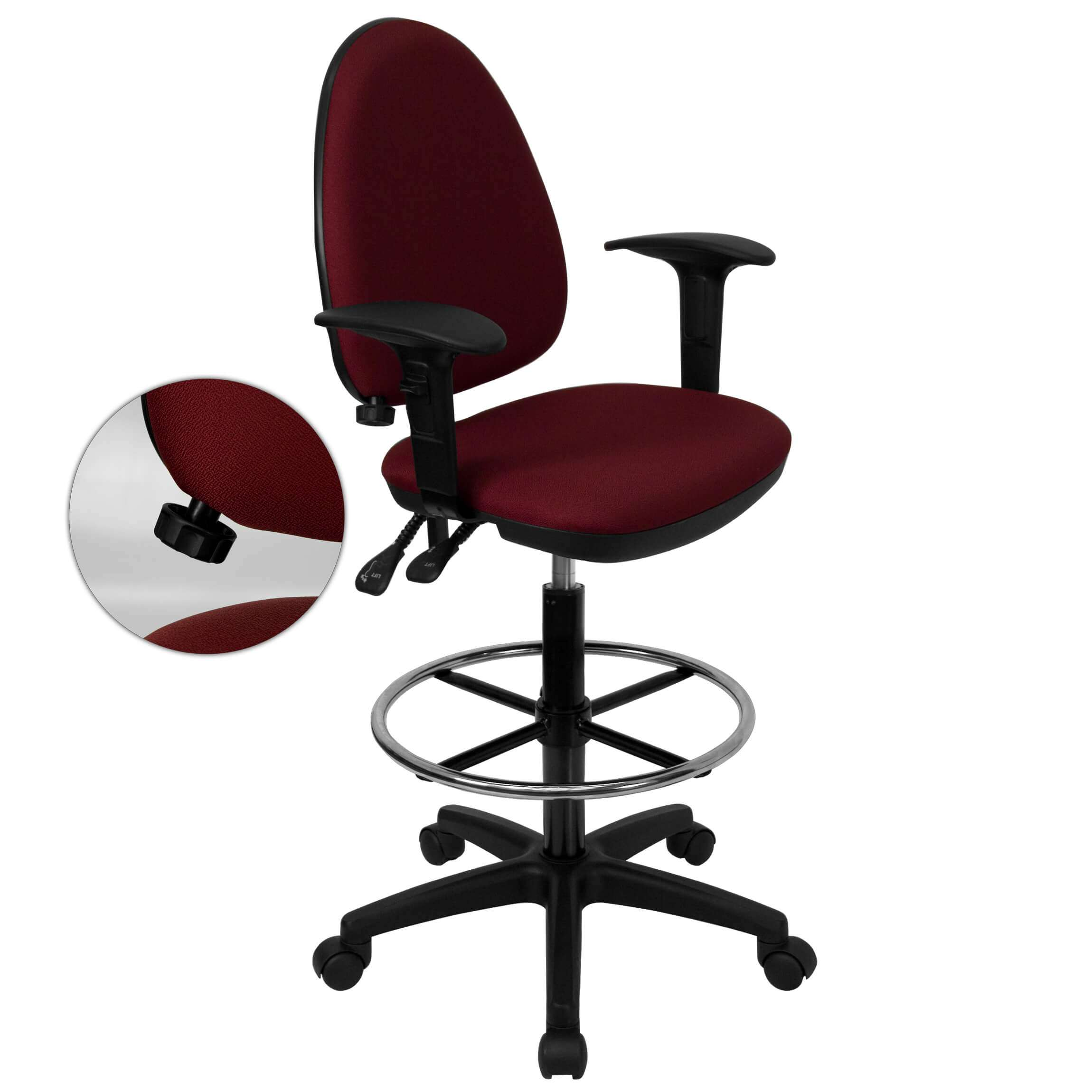 office drafting chair. Cool Office Chairs Adjustable Drafting Chair
