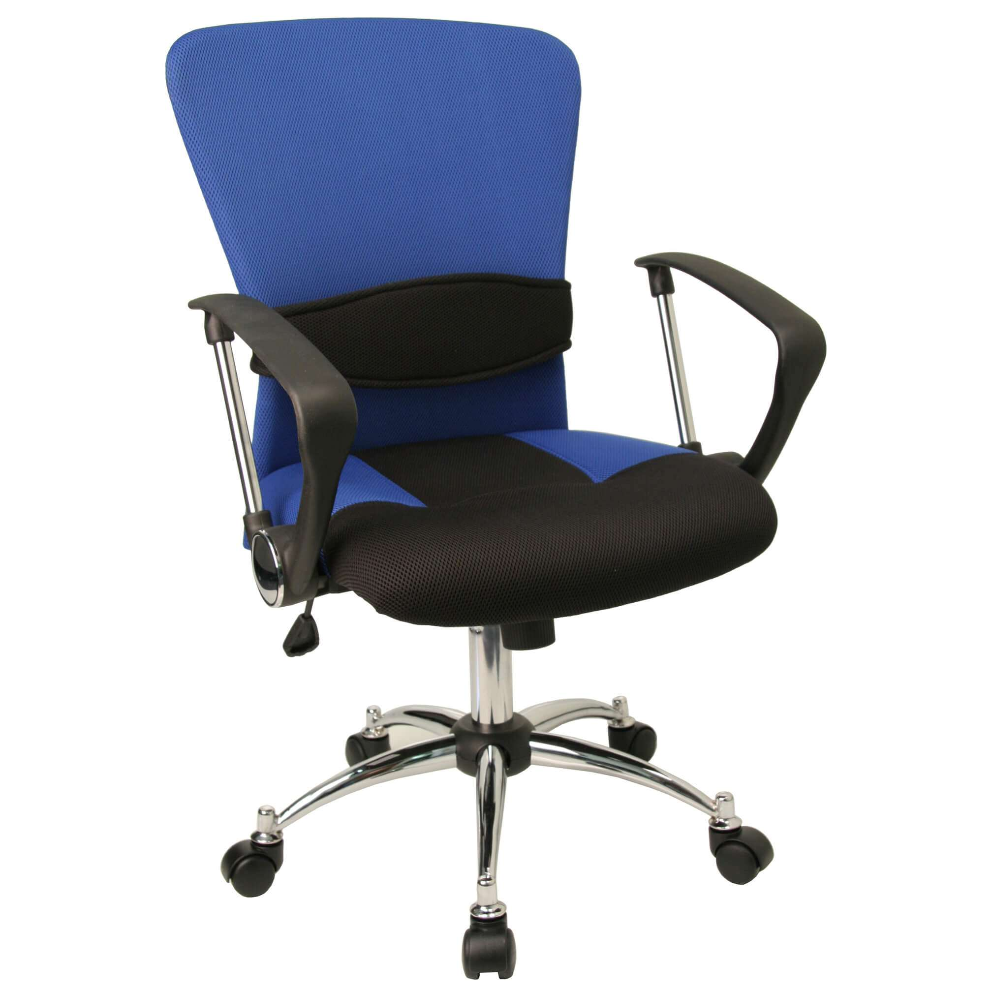 Office Furniture: Night Star Lumbar Support Office Chair