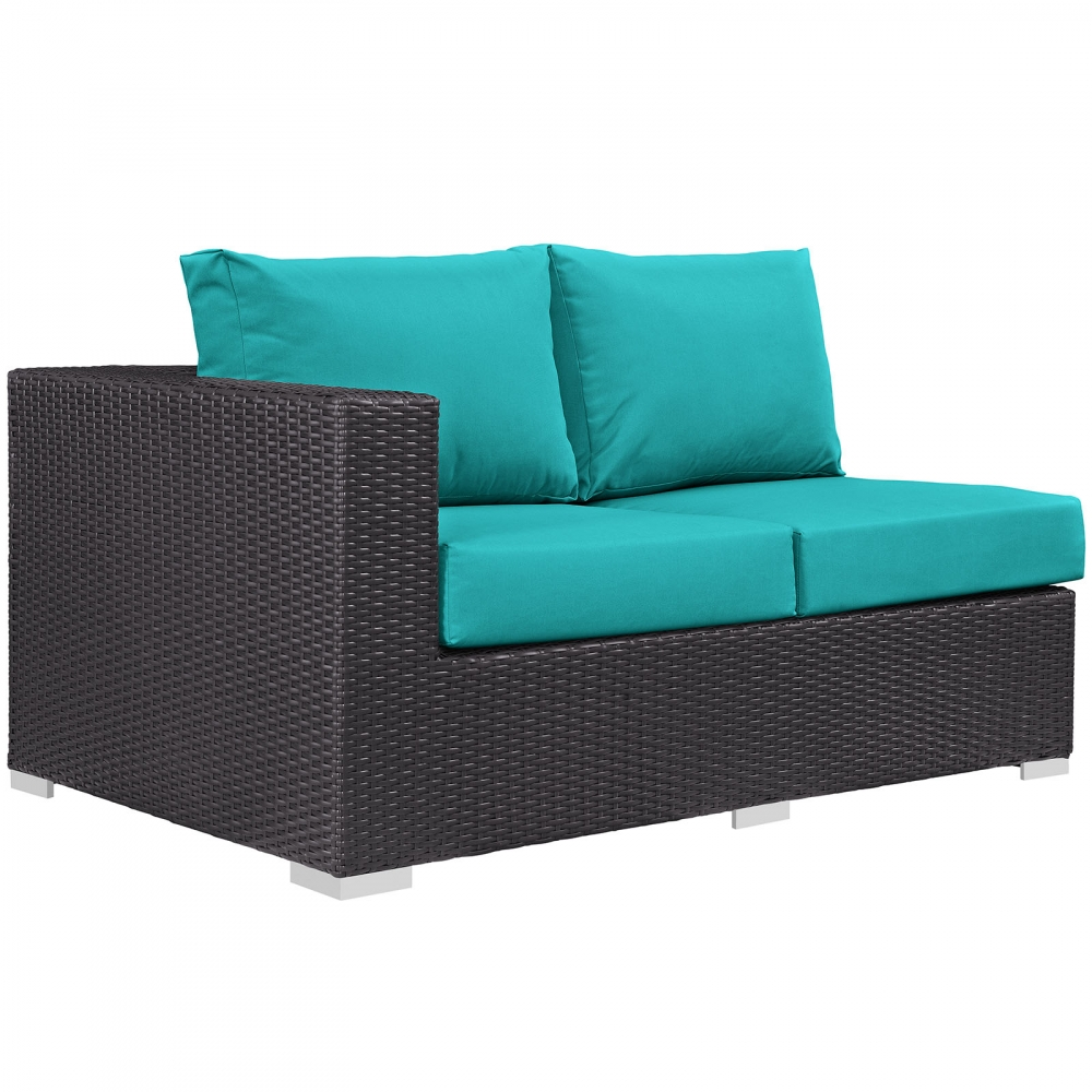 Daybed furniture sets side view