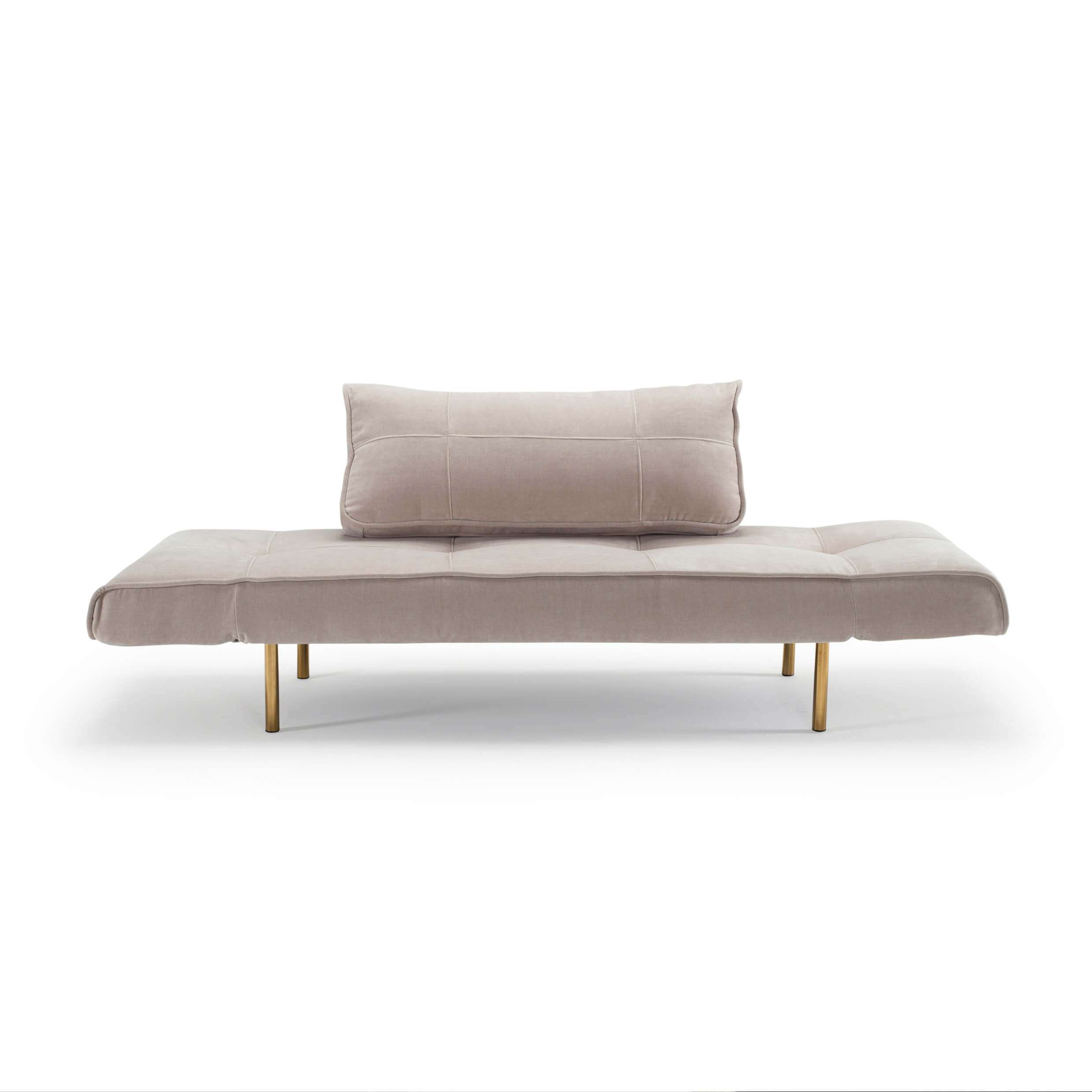 Daybed sofa front view