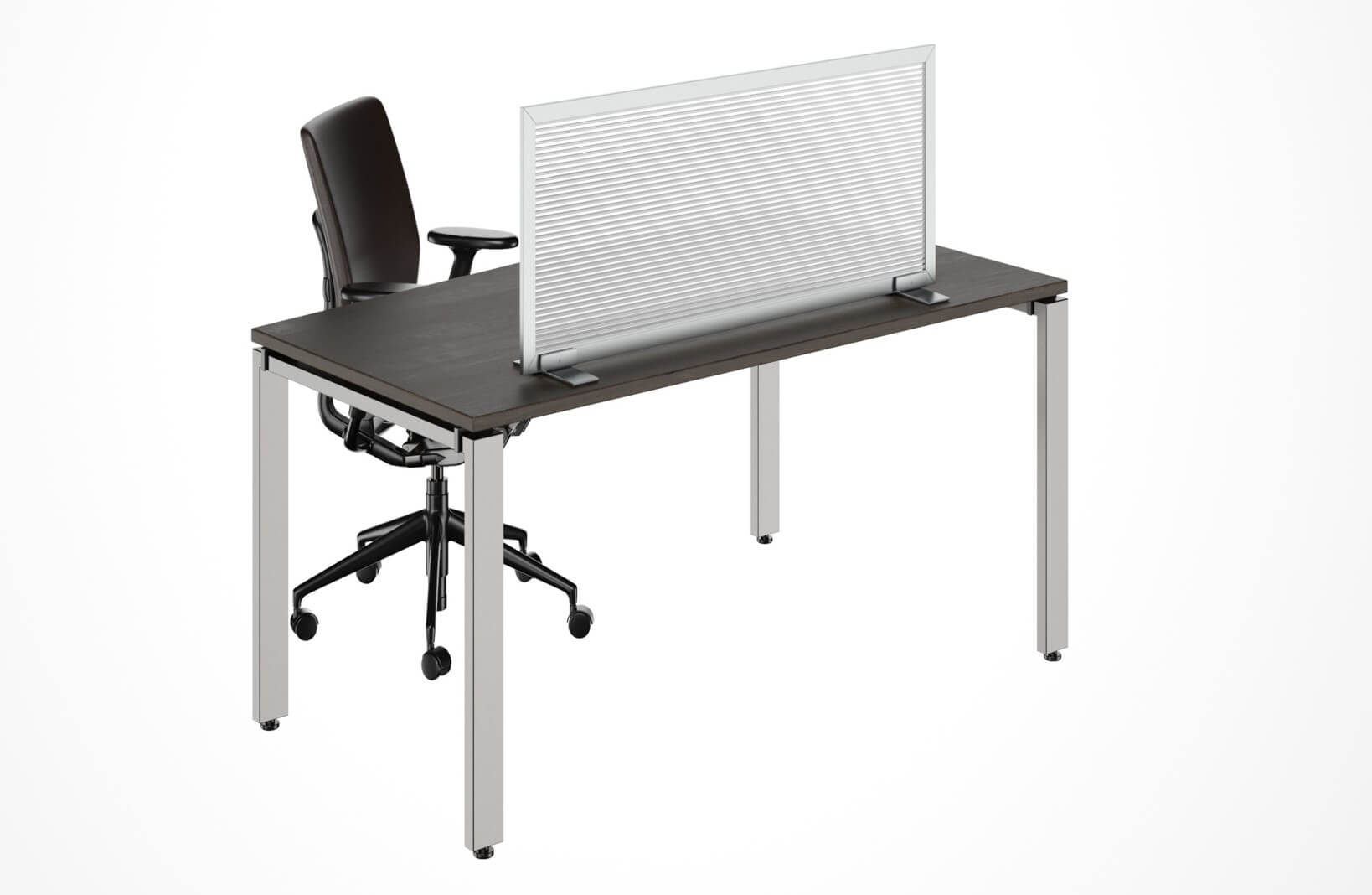 Divide Freestanding Office Partition Panel 12h