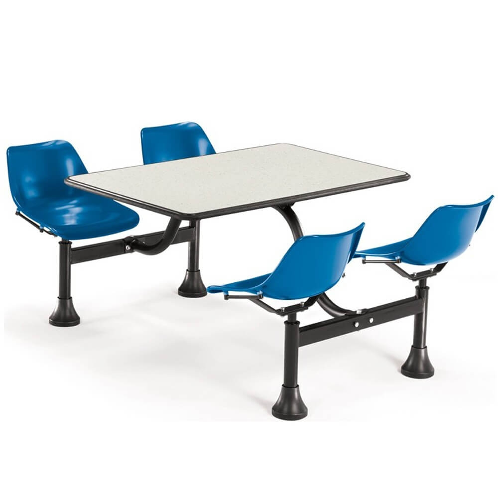 Dining booth CUB 1003 BLUE BGNB OFM