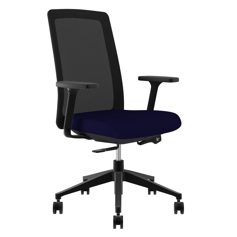 Executive chairs and conference chairs ctm 5000 fx blu