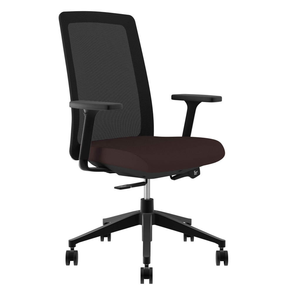 Executive chairs and conference chairs ctm 5000 fx brn