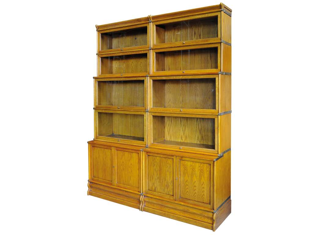 Studio Globe Wernicke Vintage Barrister Bookcase